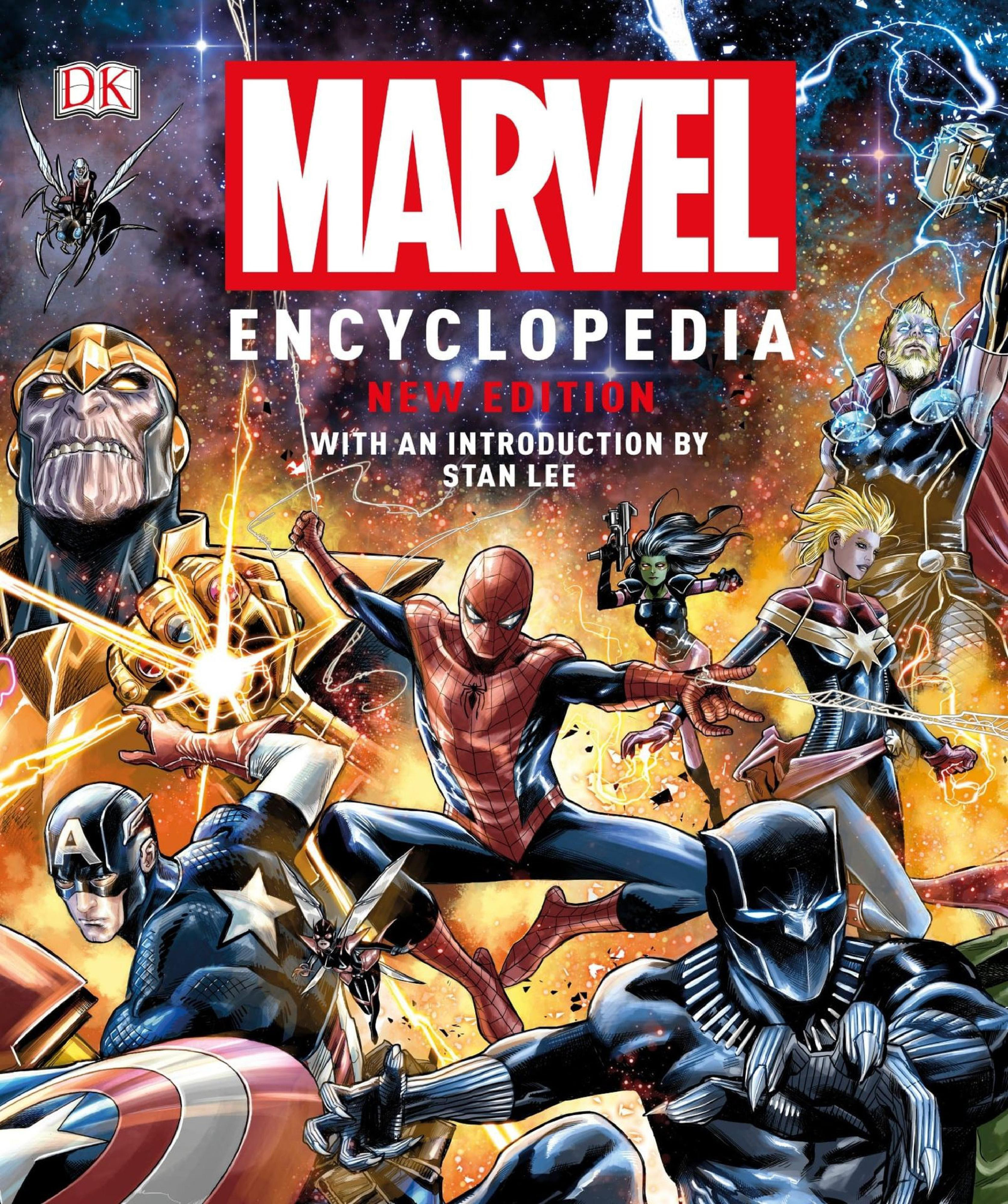 Marvel Encyclopedia, New Edition issue TPB_(Part_1) - Page 1