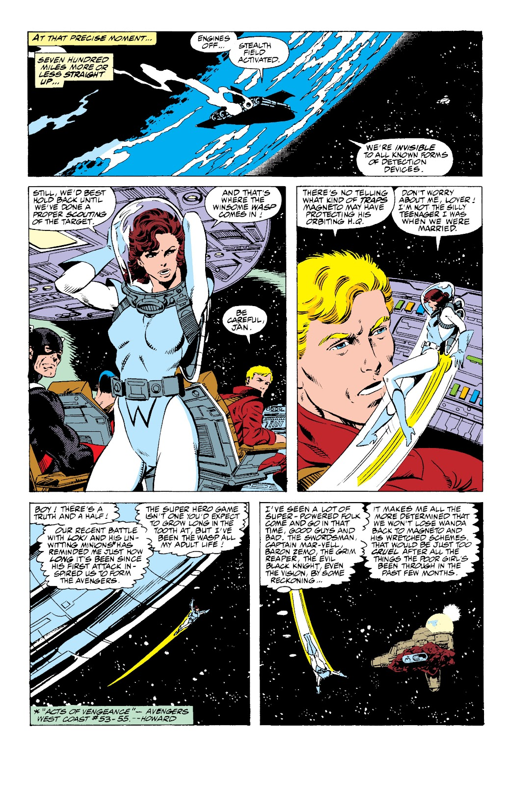 Avengers West Coast (1989) issue 57 - Page 15