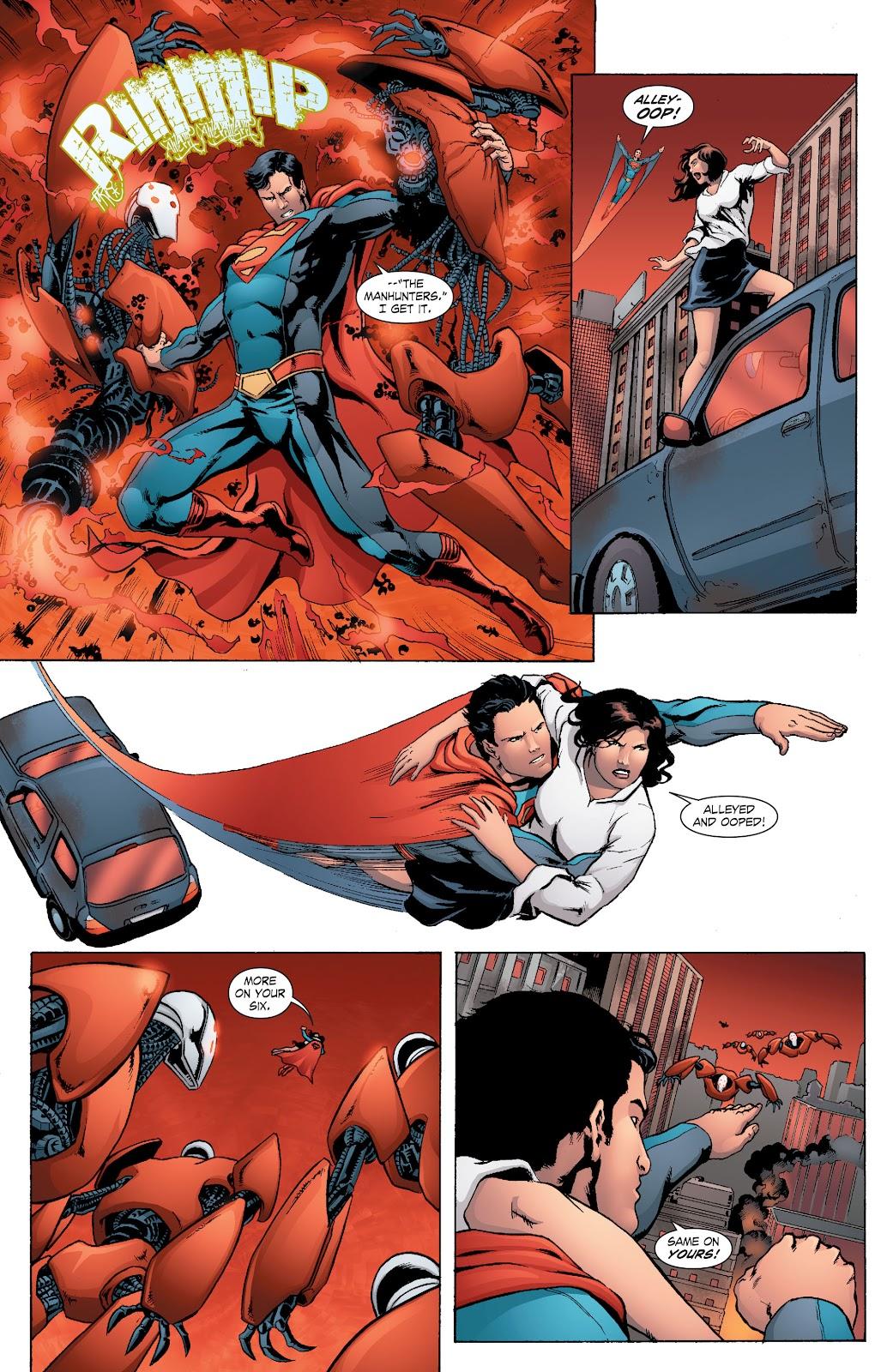 Read online Smallville Season 11 [II] comic -  Issue # TPB 8 - 74