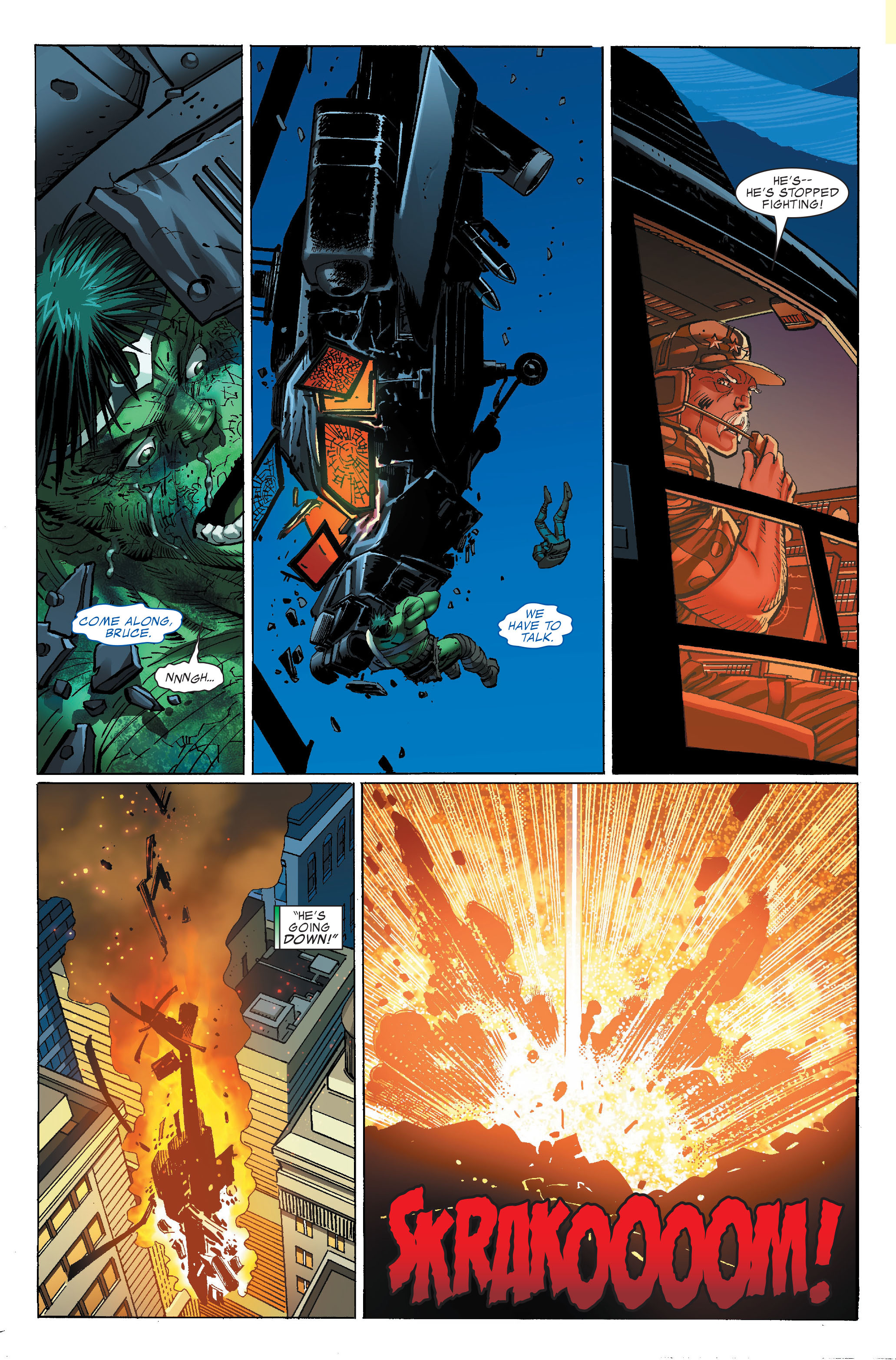 Read online World War Hulk comic -  Issue #3 - 10