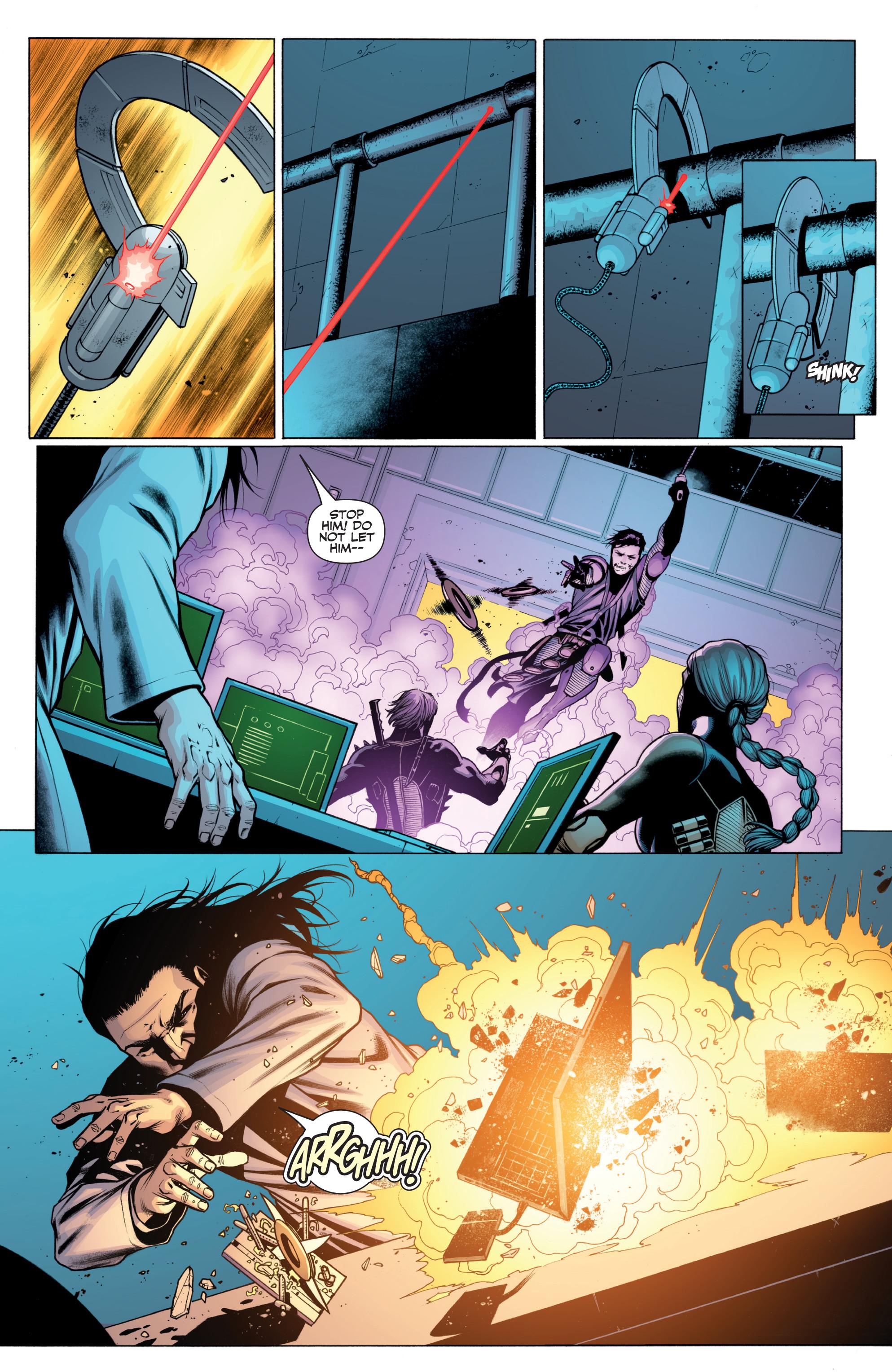Read online Ninjak (2015) comic -  Issue #27 - 17
