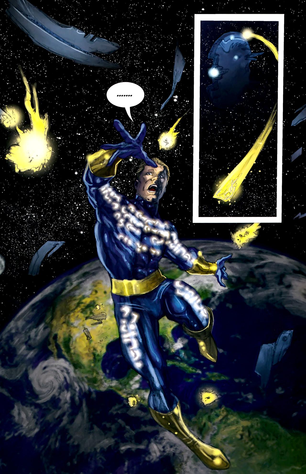 Read online Phoenix comic -  Issue #1 - 15