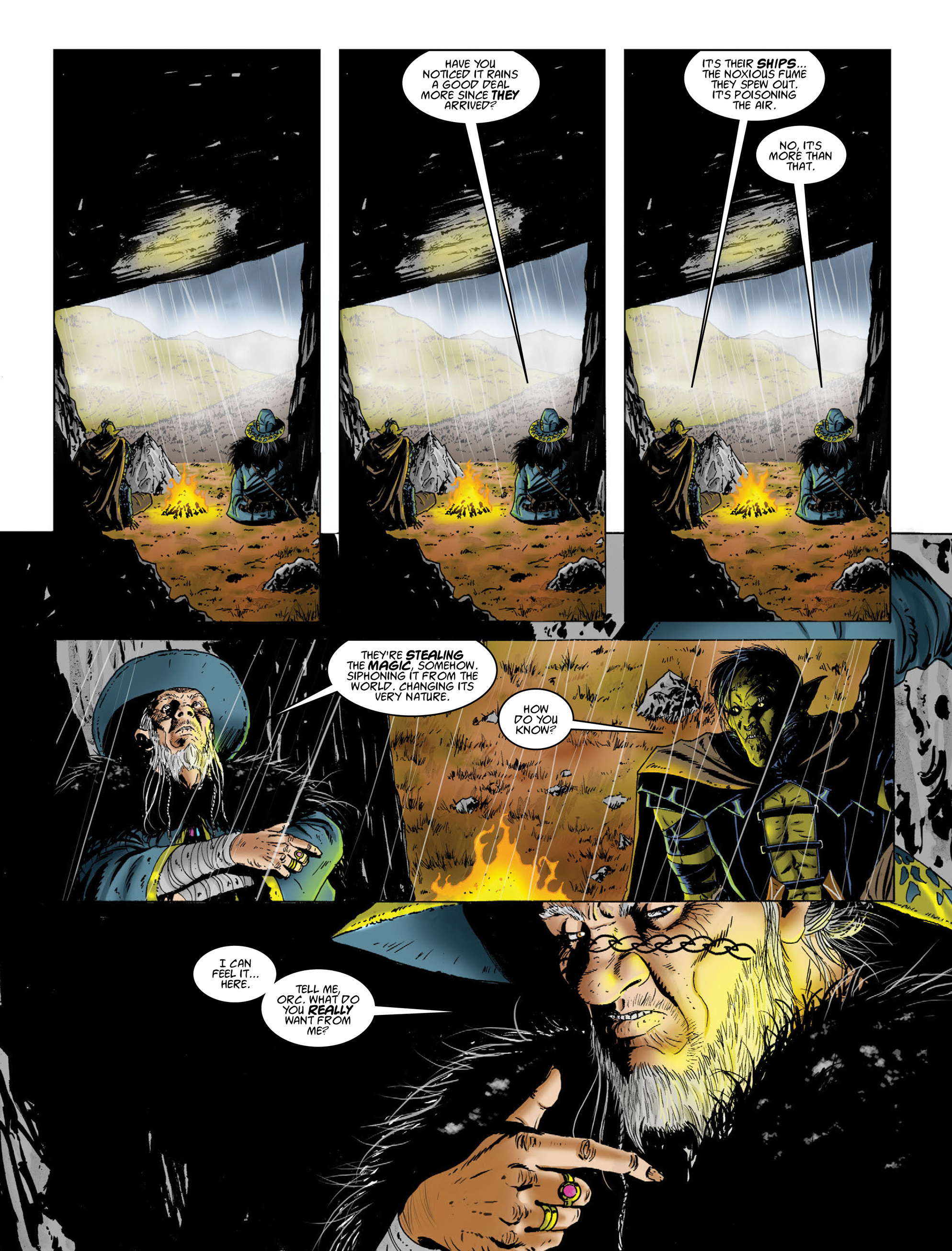 Read online 2000 AD comic -  Issue #2012 - 11