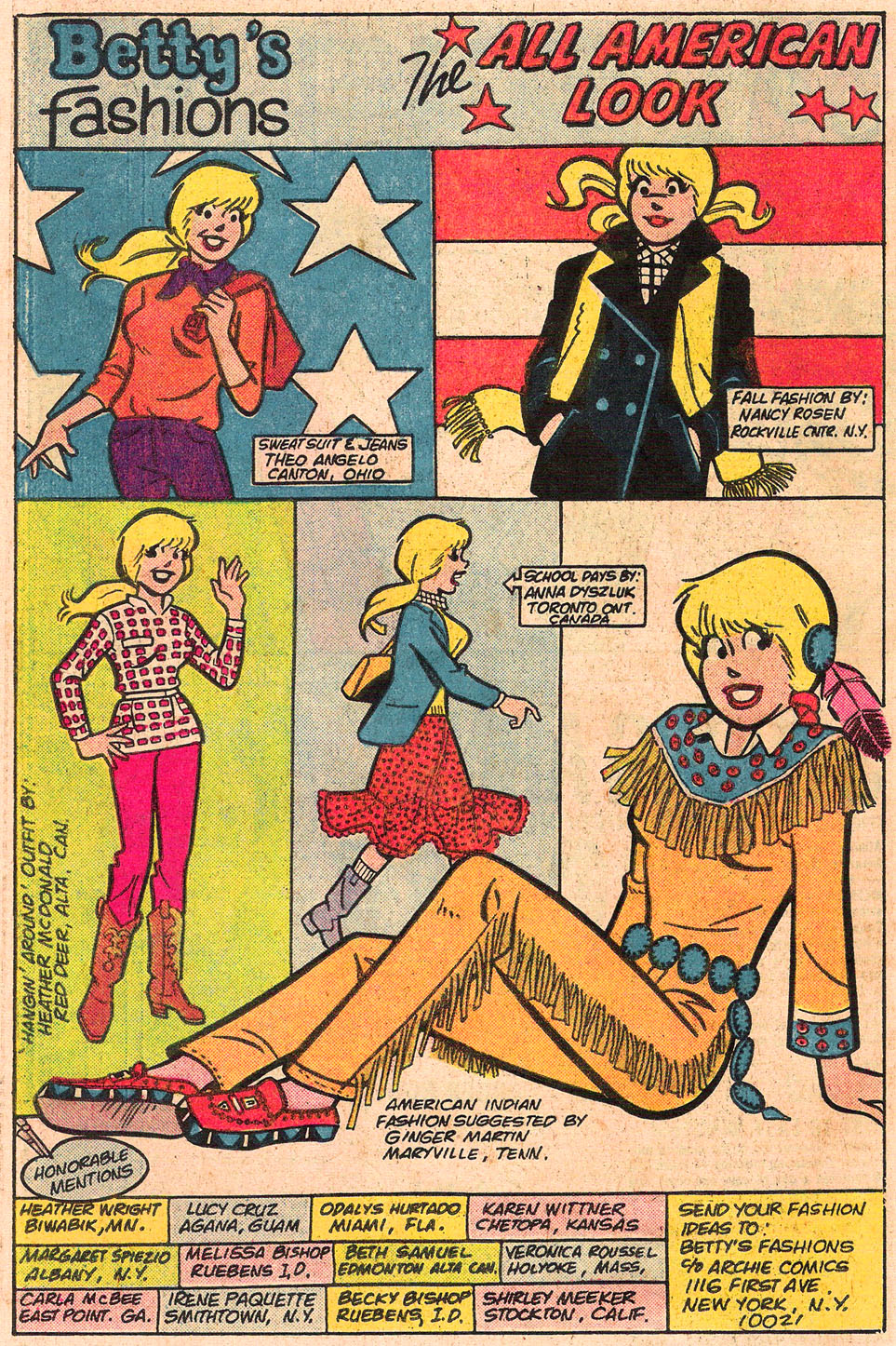 Read online Archie's Girls Betty and Veronica comic -  Issue #303 - 26
