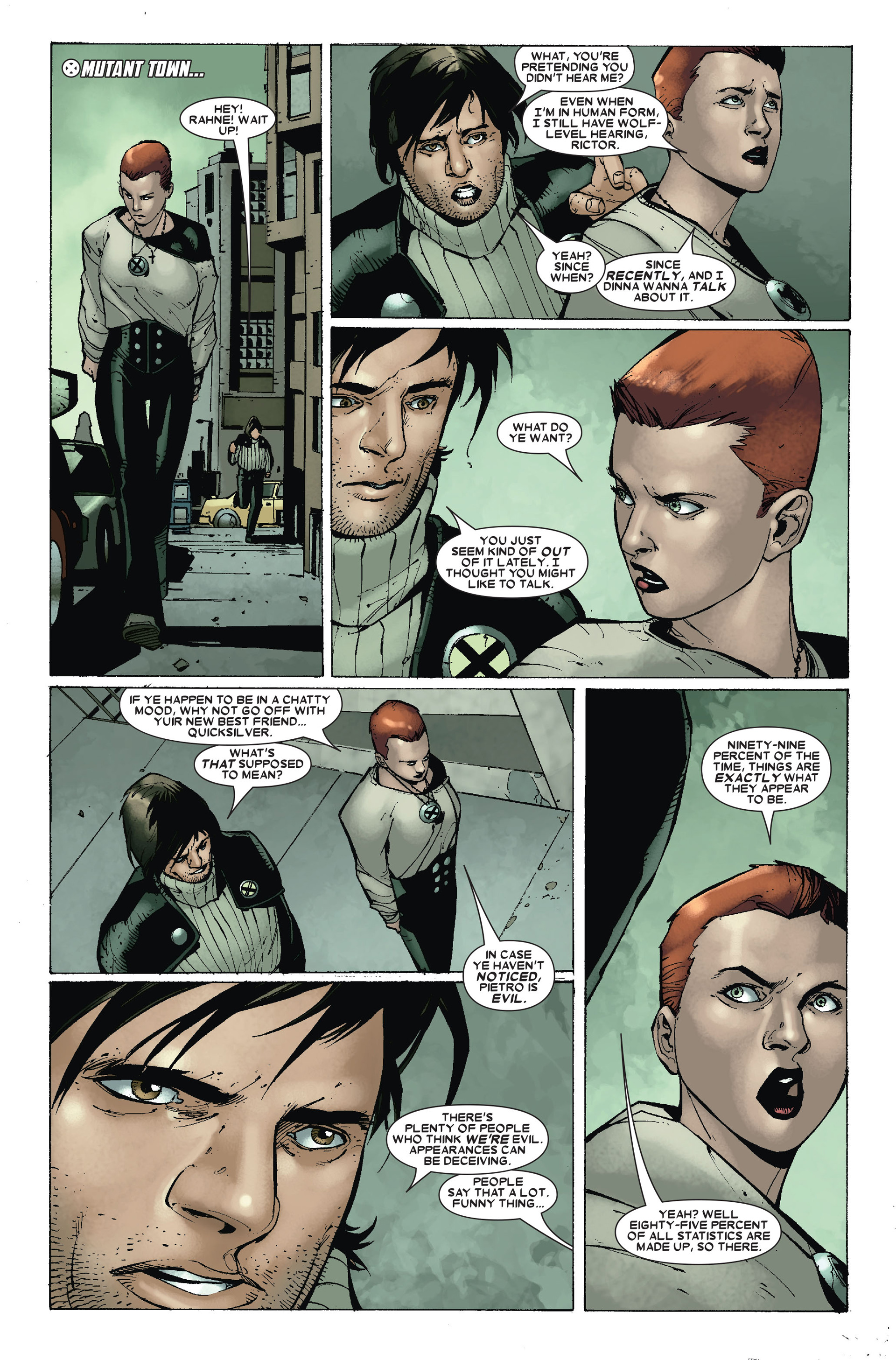 Read online X-Factor (2006) comic -  Issue #17 - 13