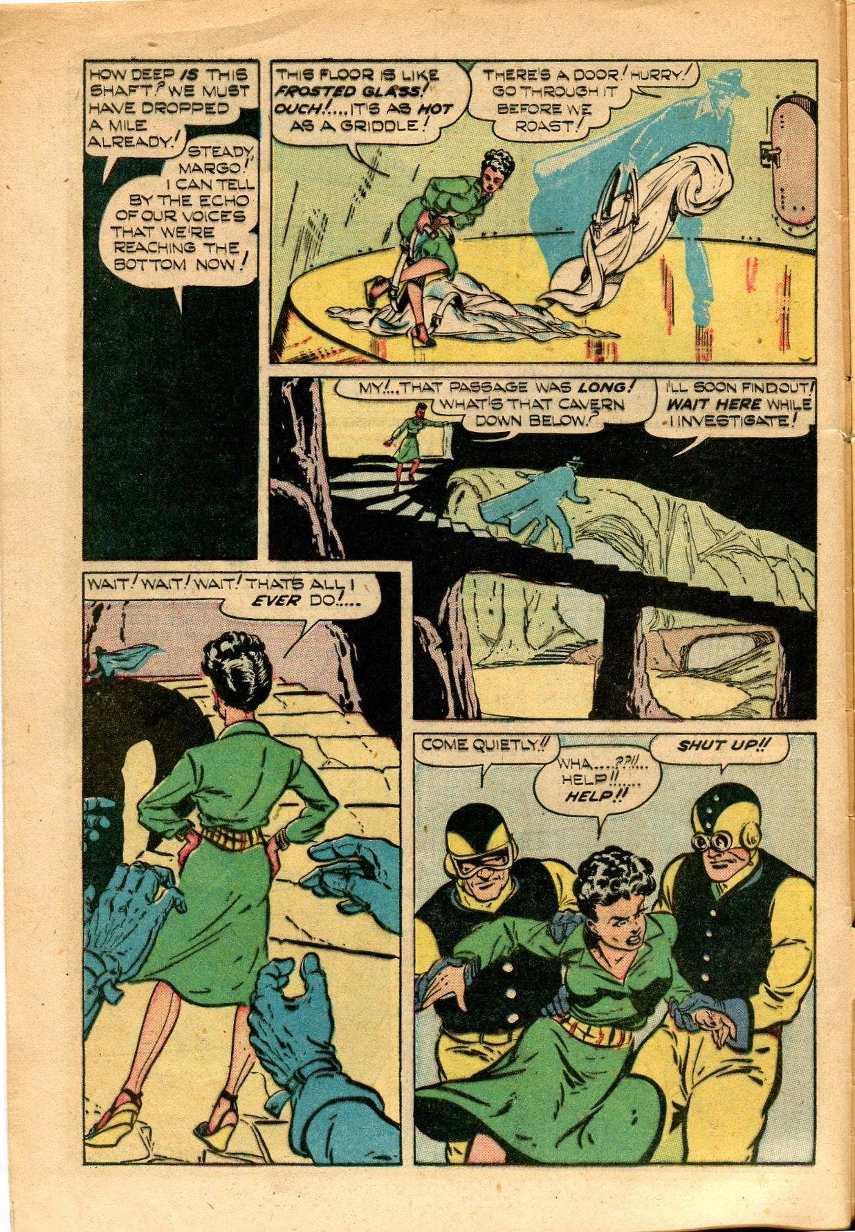 Read online Shadow Comics comic -  Issue #82 - 8