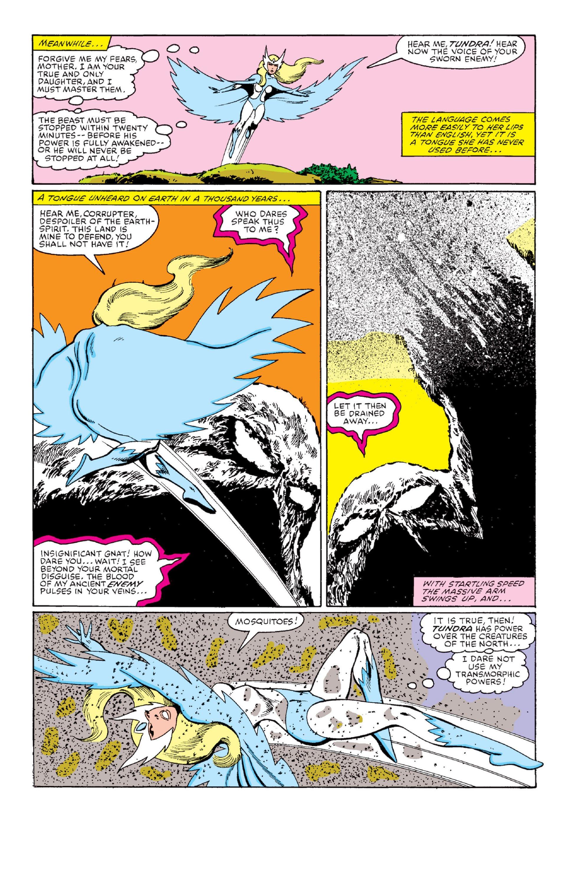 Read online Alpha Flight (1983) comic -  Issue #1 - 27
