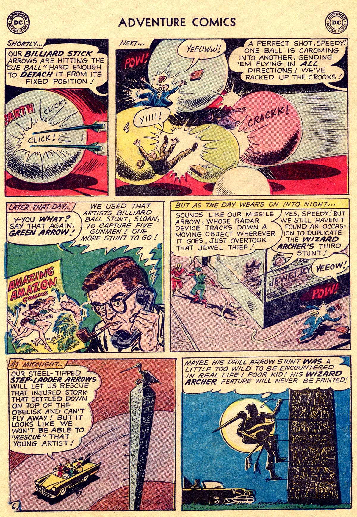 Read online Adventure Comics (1938) comic -  Issue #269 - 22