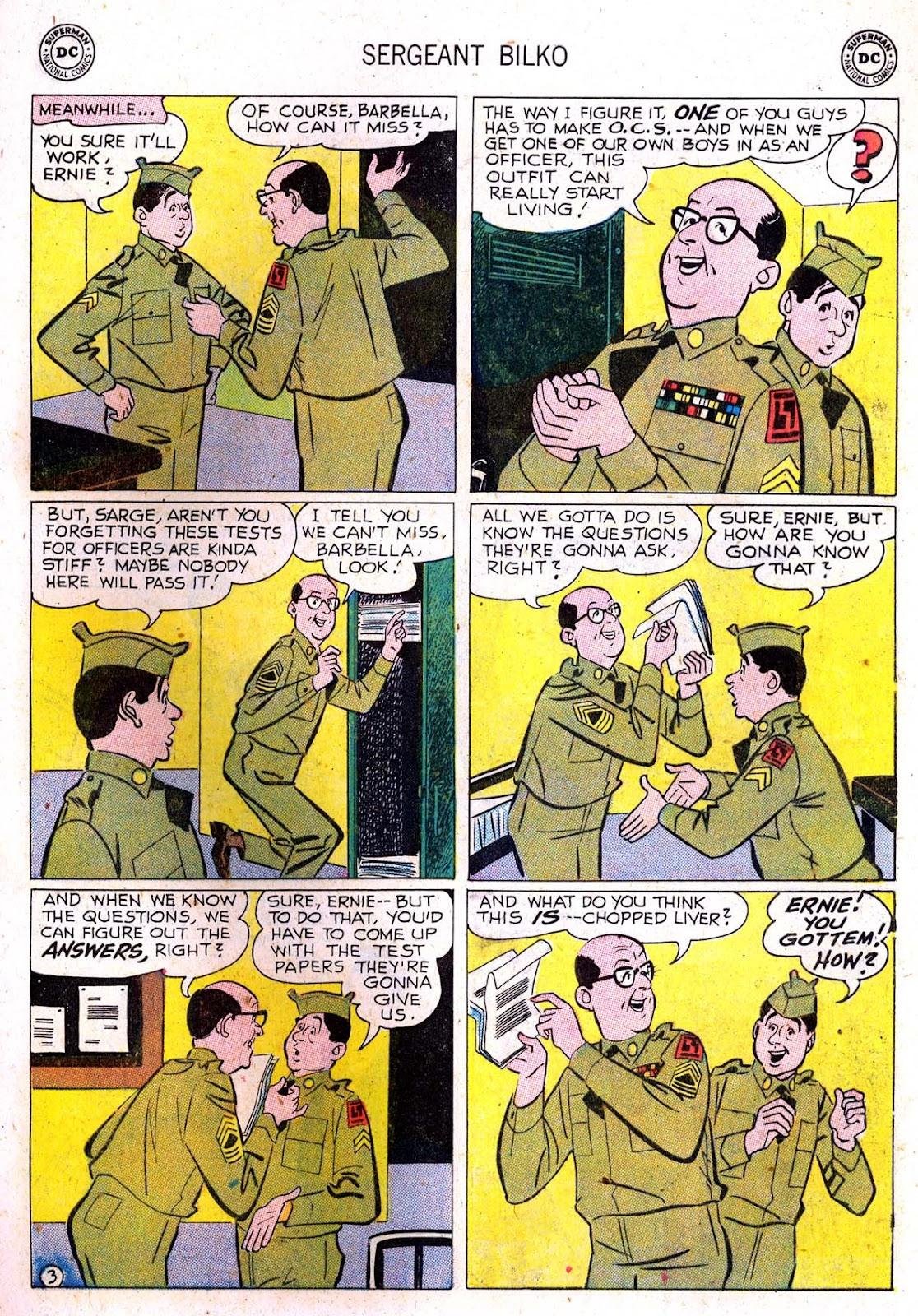 Sergeant Bilko issue 7 - Page 5
