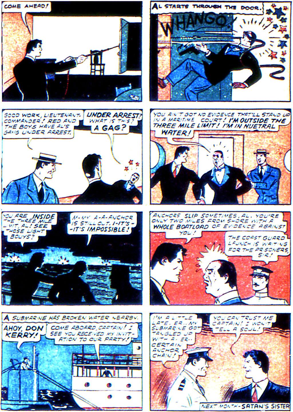 Read online Adventure Comics (1938) comic -  Issue #44 - 59