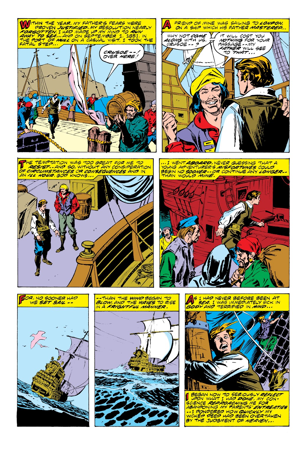 Marvel Classics Comics Series Featuring issue 19 - Page 5