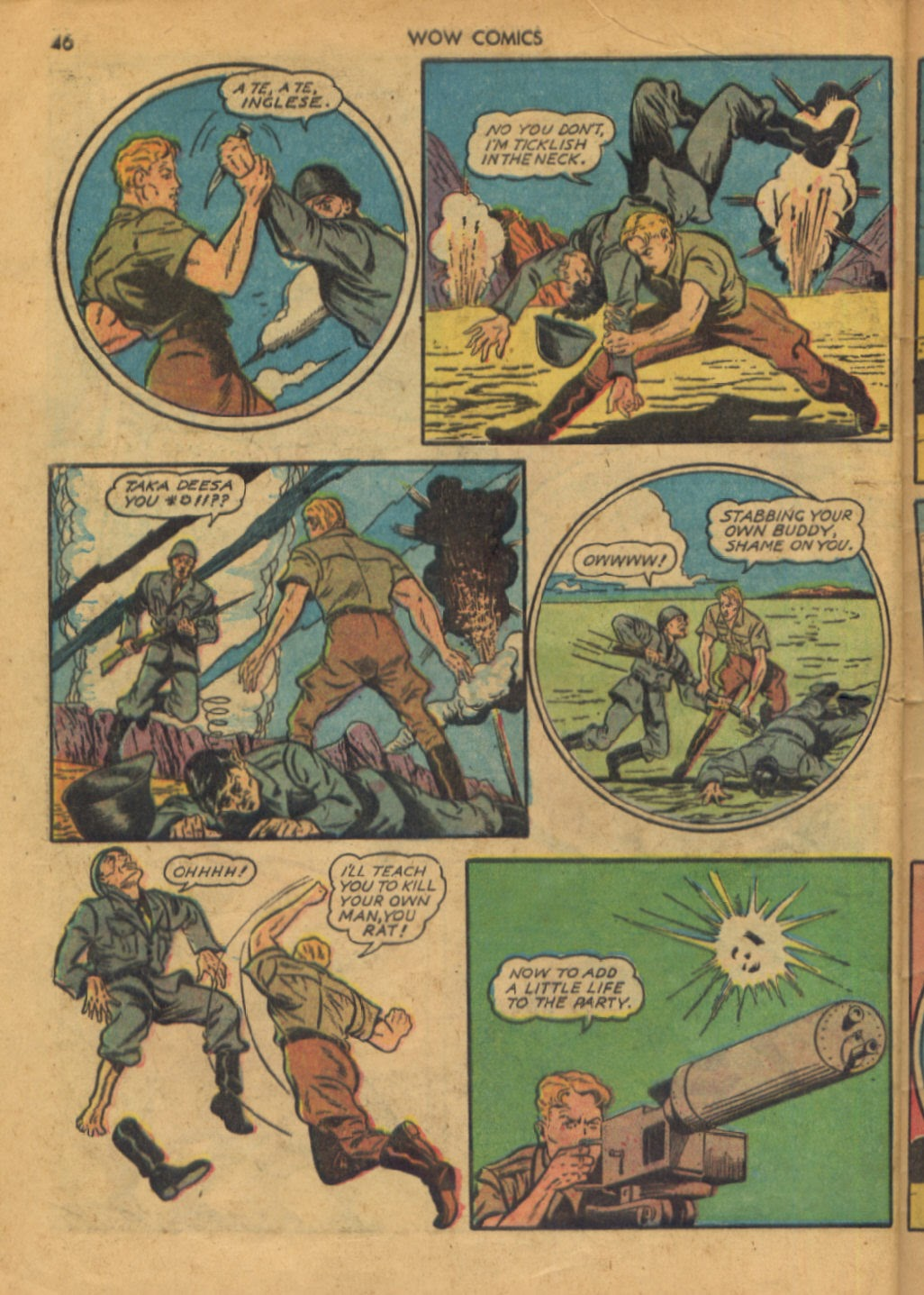Wow Comics issue 3 - Page 48
