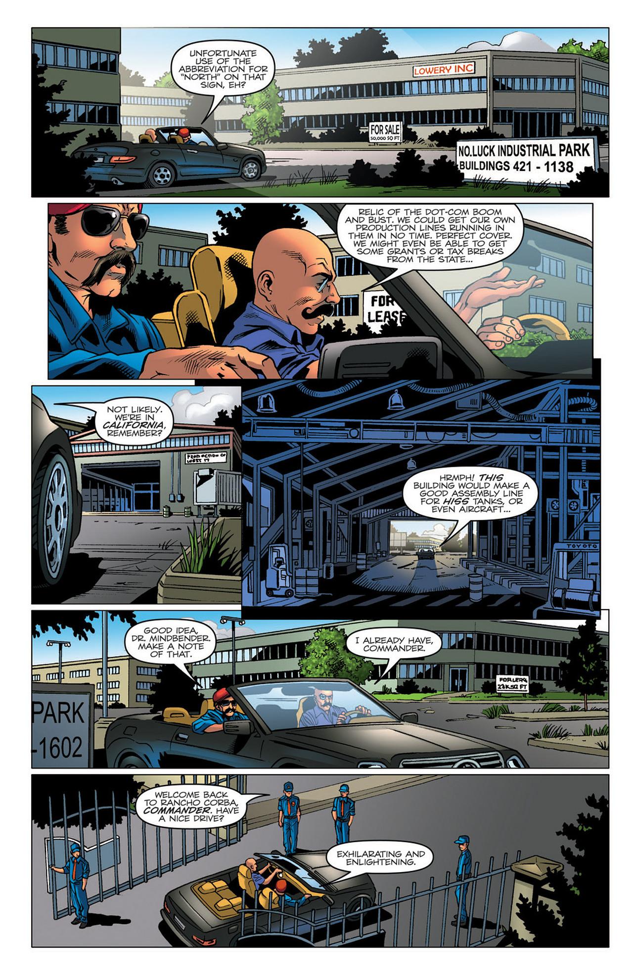 G.I. Joe: A Real American Hero 184 Page 3