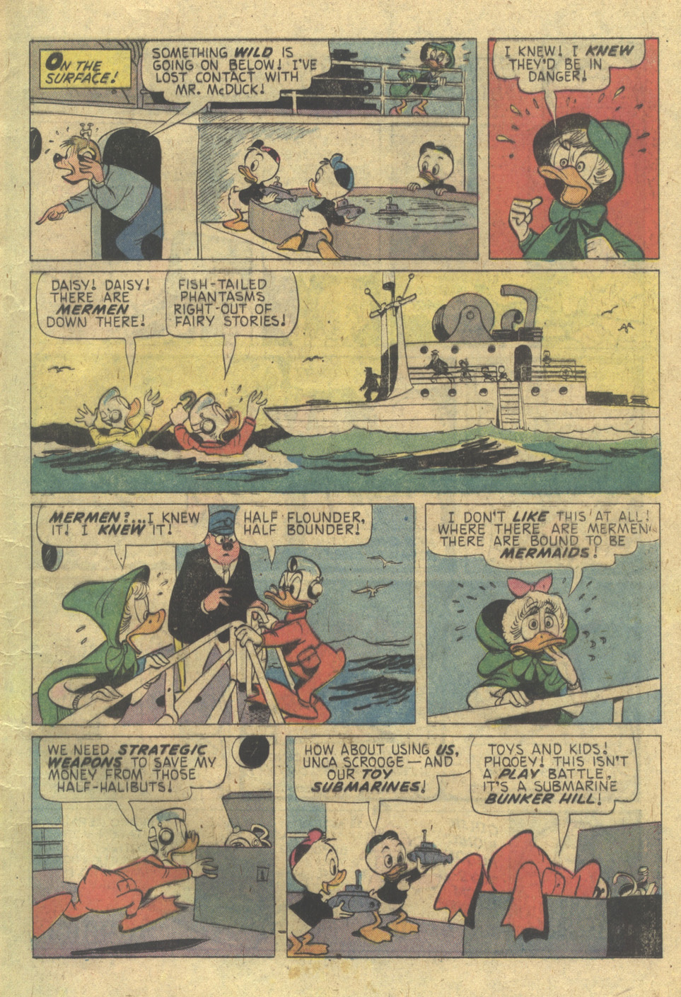 Read online Uncle Scrooge (1953) comic -  Issue #125 - 13