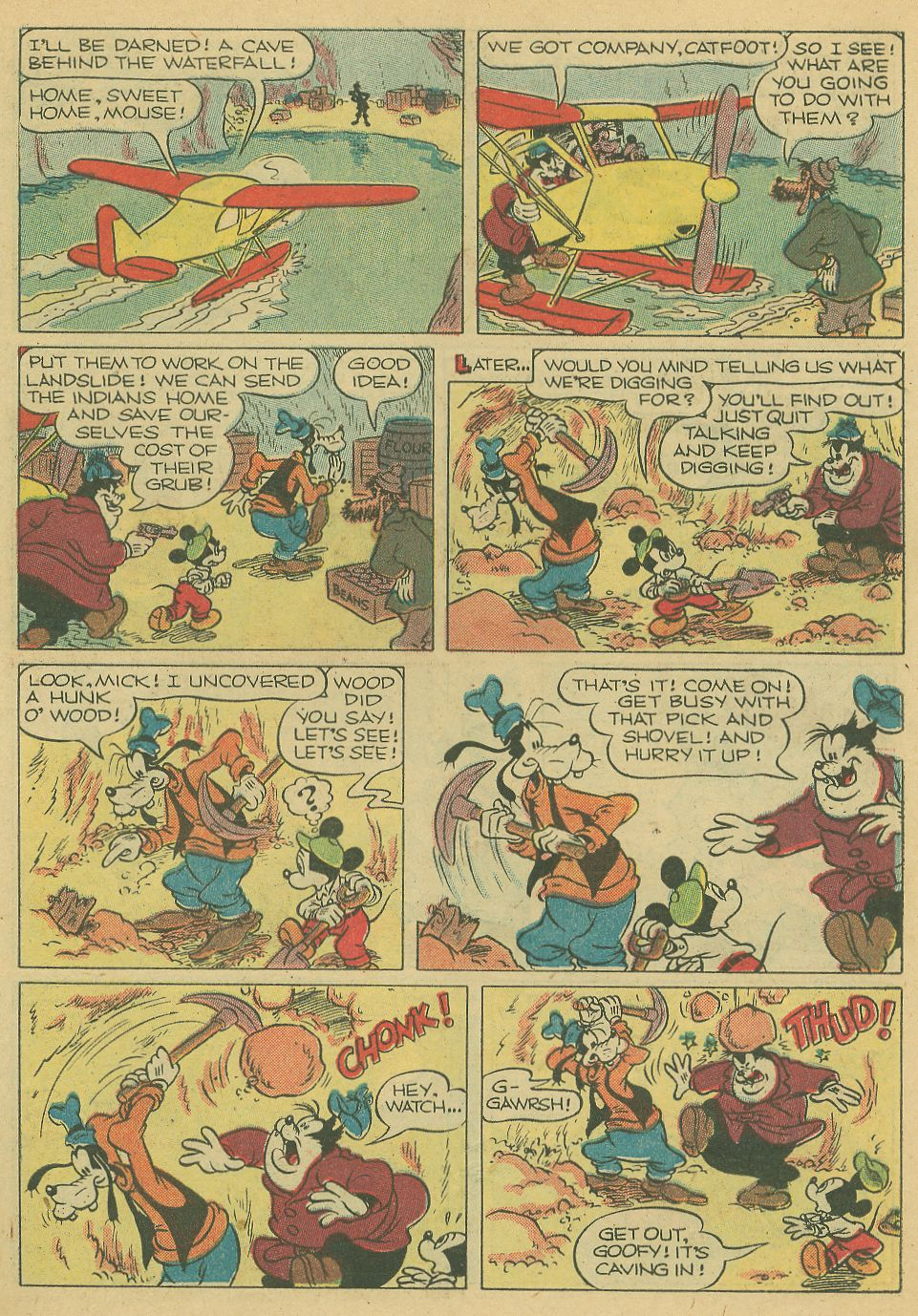 Walt Disney's Comics and Stories issue 198 - Page 31