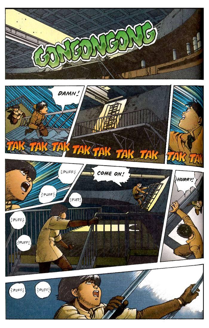 Read online Akira comic -  Issue #11 - 45