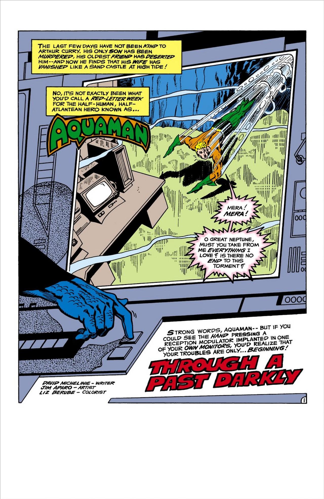 Read online Aquaman (1962) comic -  Issue #58 - 2