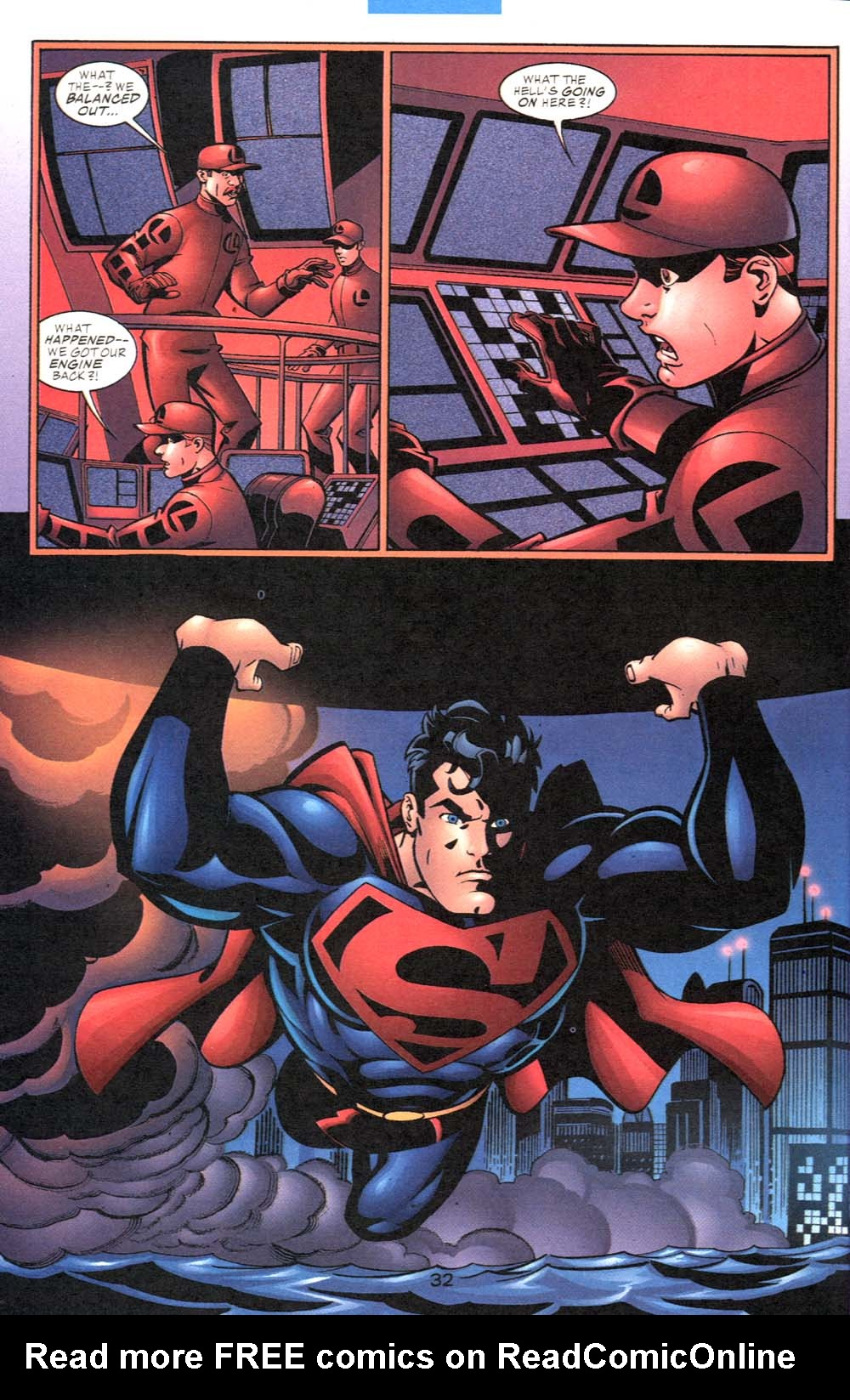 Read online Adventures of Superman (1987) comic -  Issue #600 - 33
