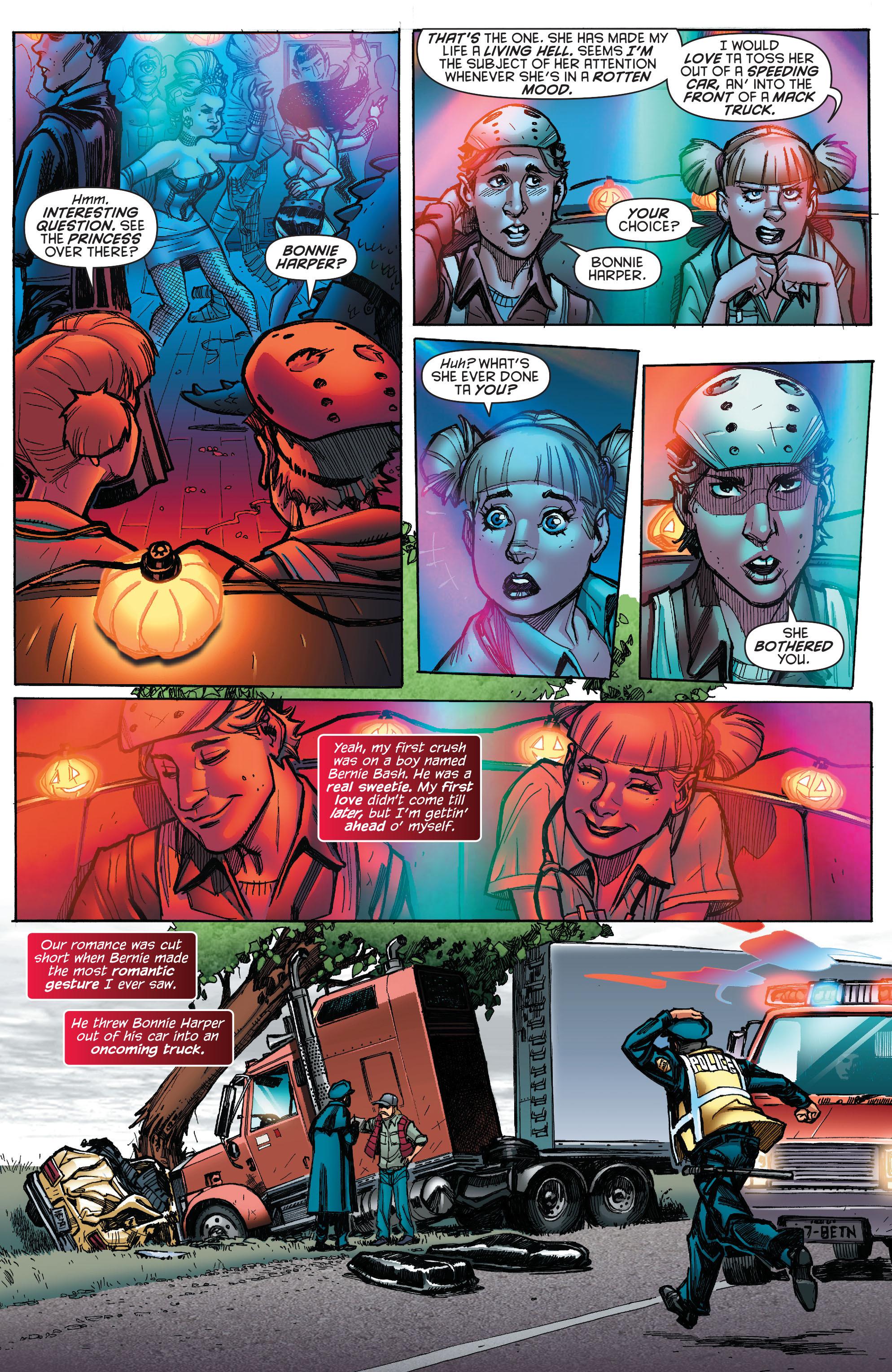 Read online Secret Origins (2014) comic -  Issue #4 - 5