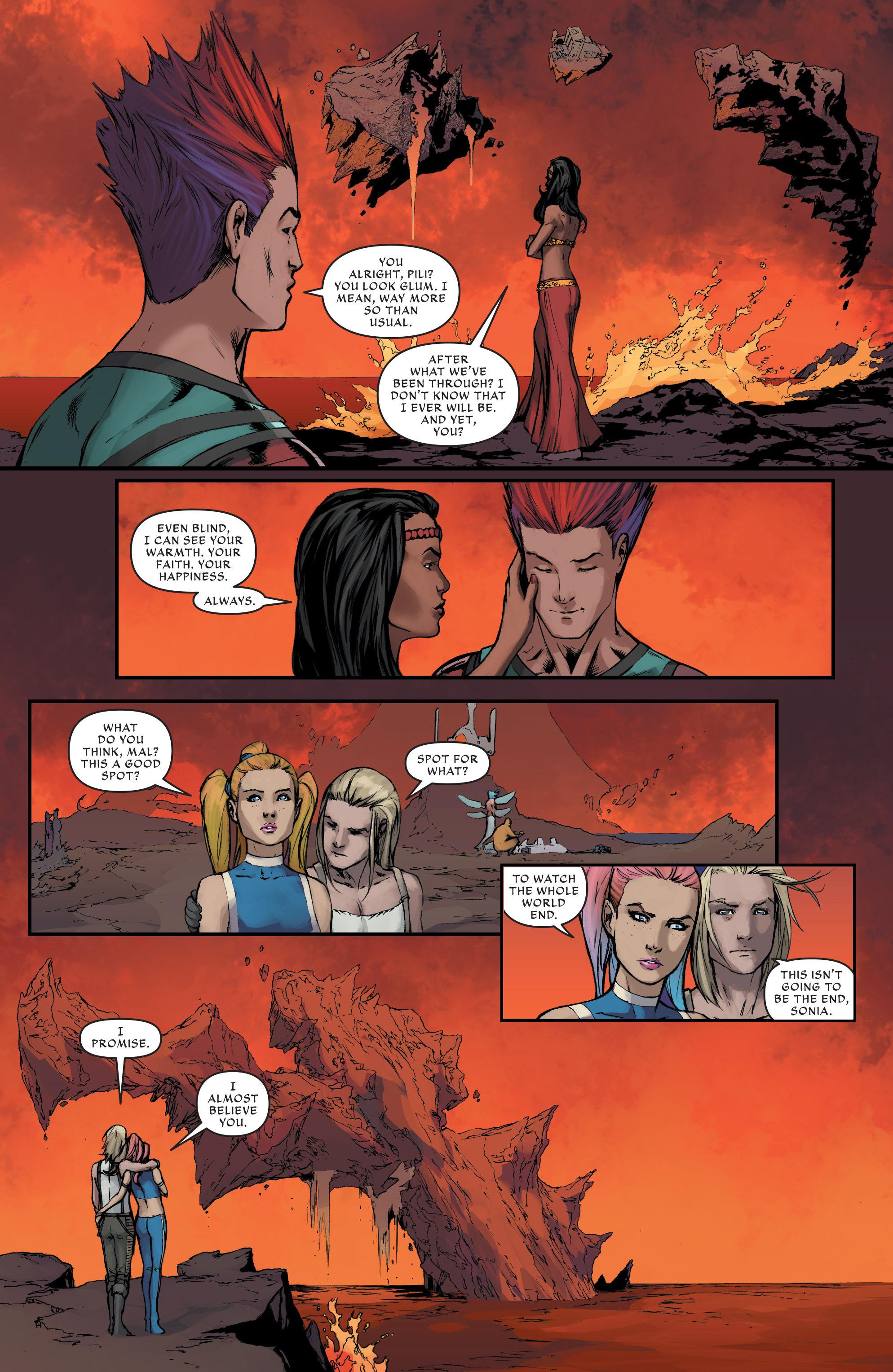 Read online Aspen Universe: Revelations comic -  Issue #1 - 8