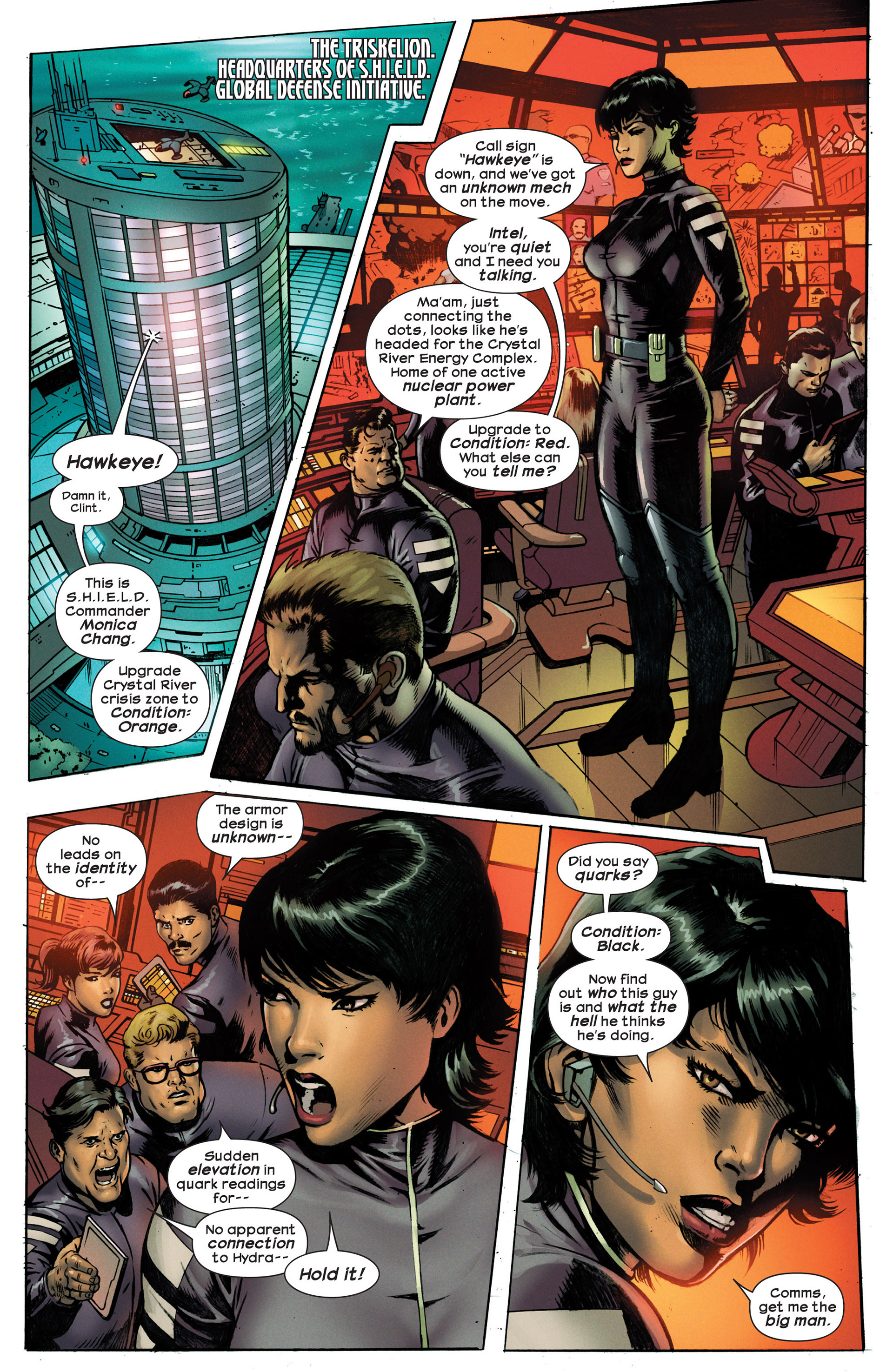 Read online Ultimate Comics Ultimates comic -  Issue #18.1 - 6