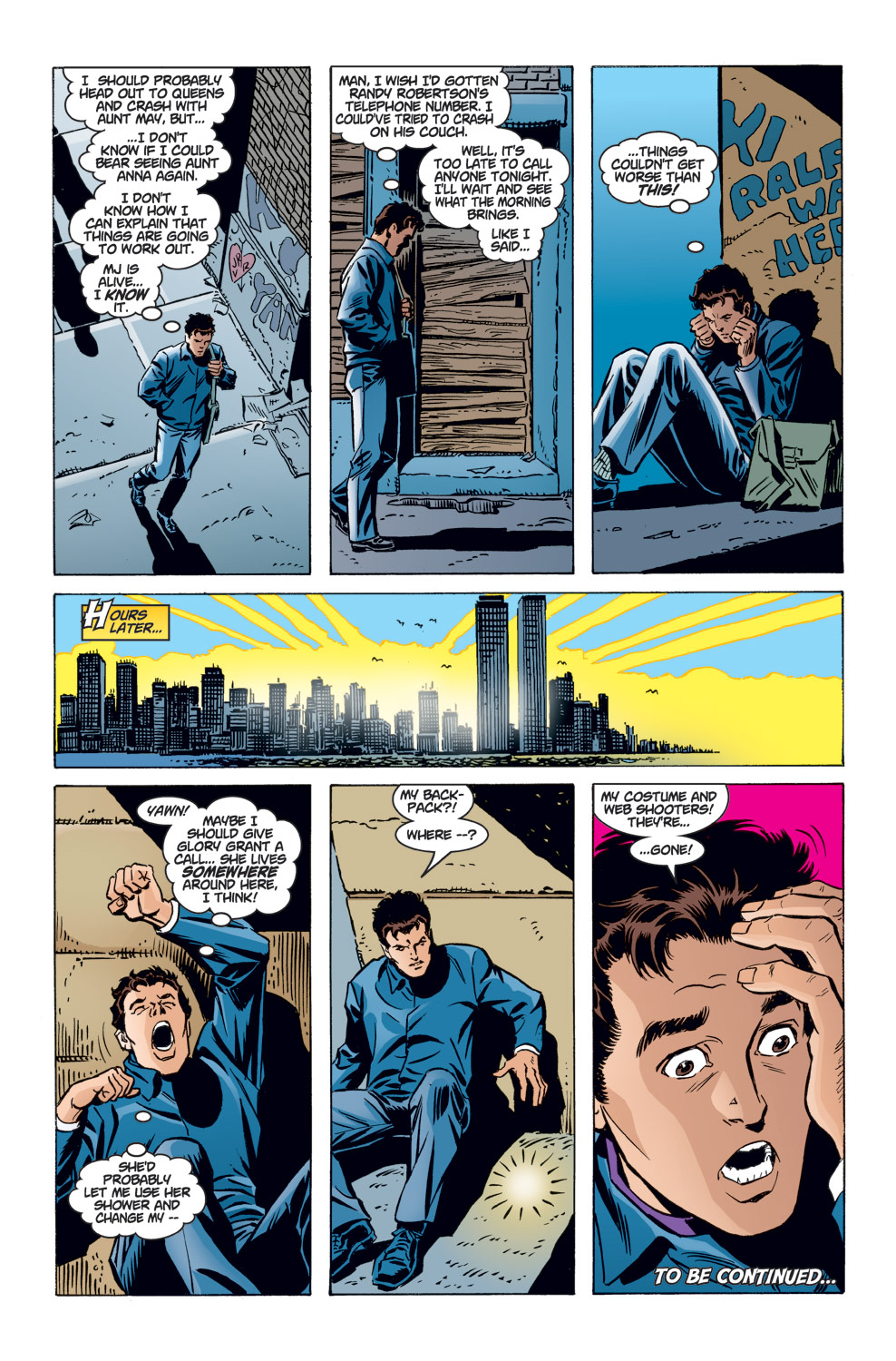 The Amazing Spider-Man (1999) 18 Page 22