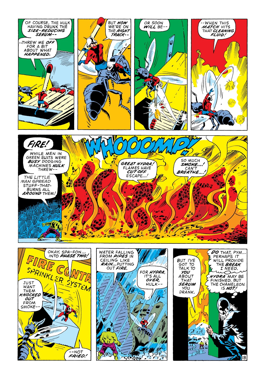 Read online Marvel Masterworks: The Incredible Hulk comic -  Issue # TPB 8 (Part 3) - 36