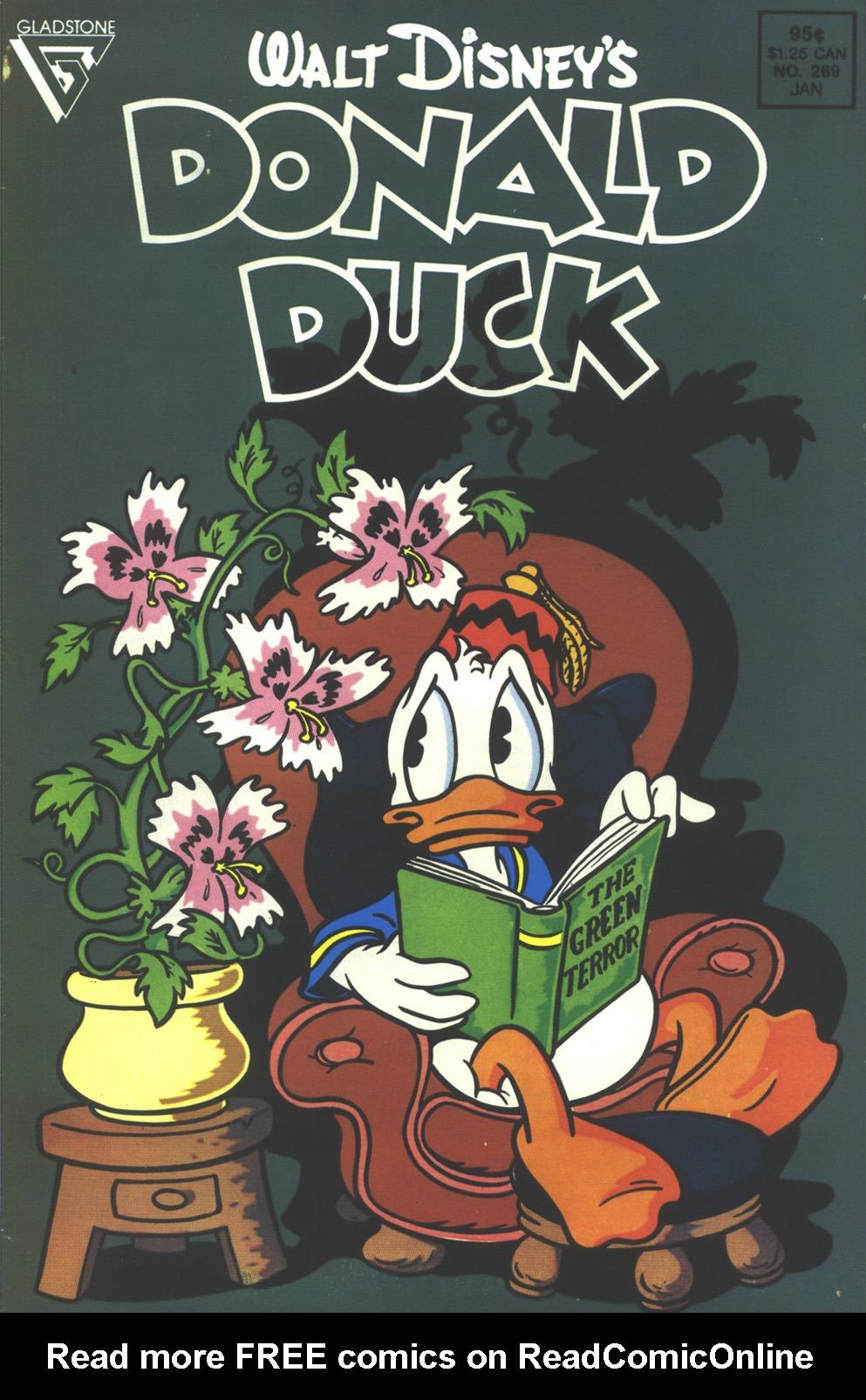 Walt Disneys Donald Duck (1986) 269 Page 1