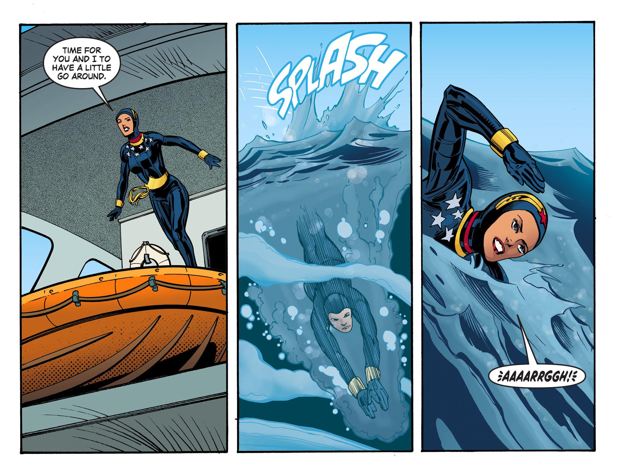 Read online Wonder Woman '77 [I] comic -  Issue #20 - 15