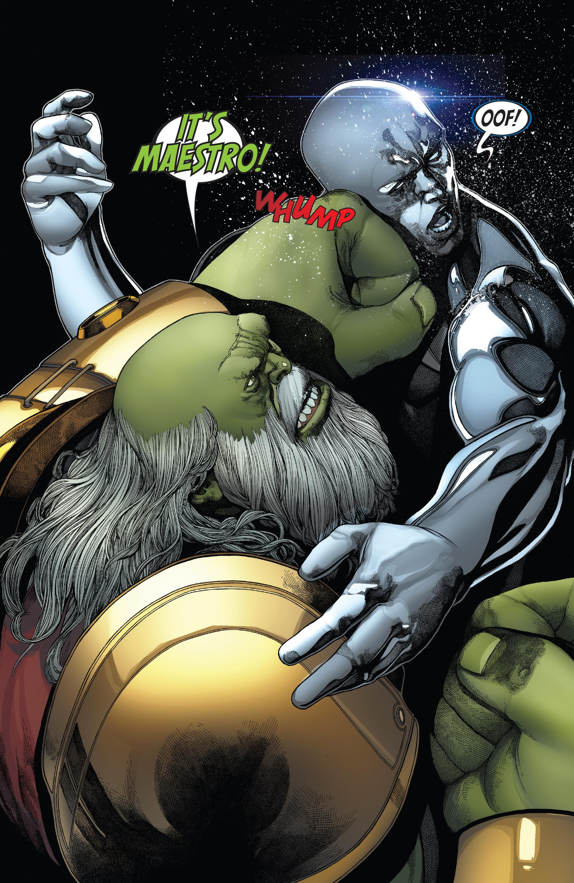 Read online Secret Wars: Battleworld comic -  Issue #4 - 16