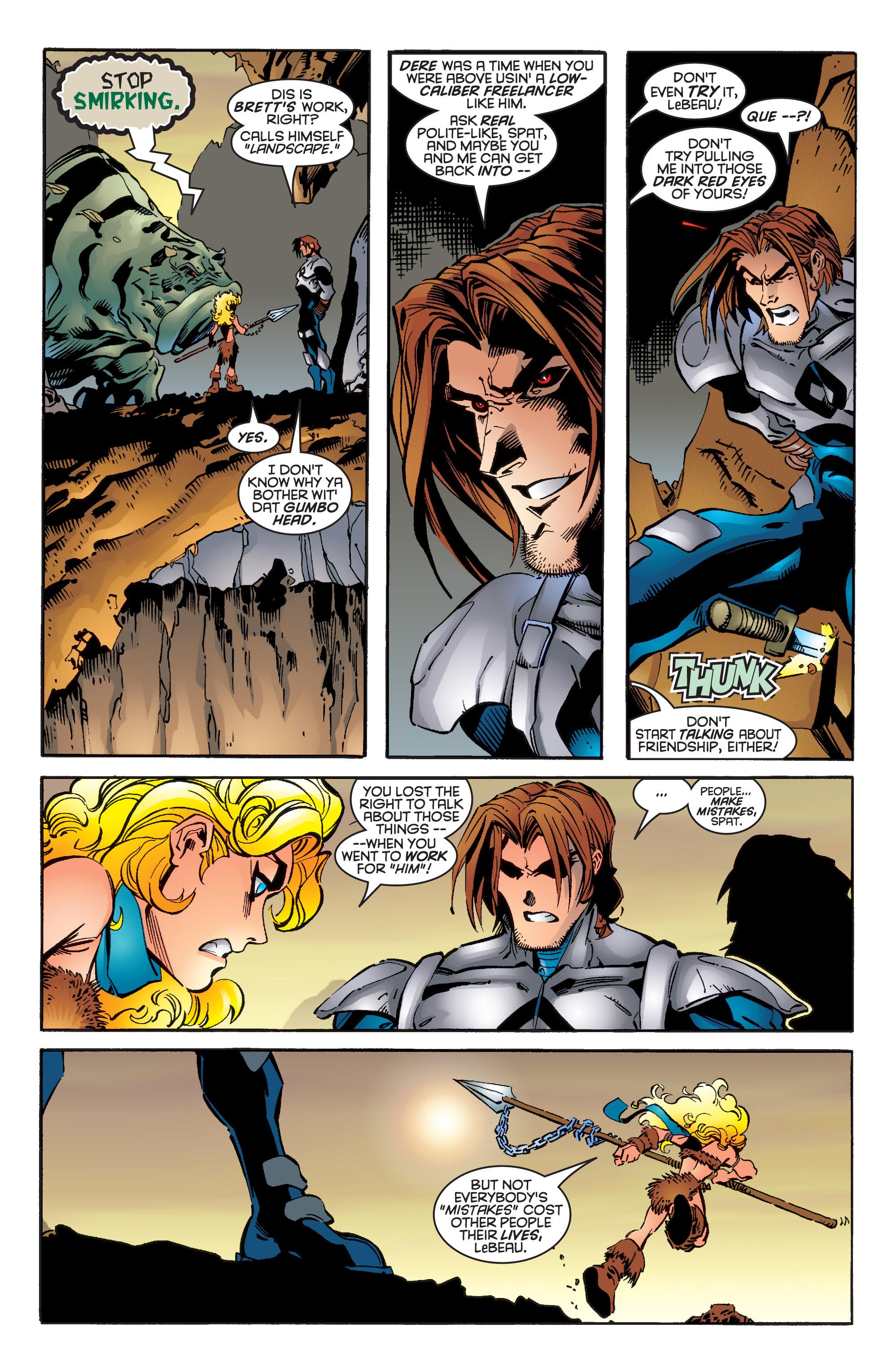 Read online Uncanny X-Men (1963) comic -  Issue #347 - 15