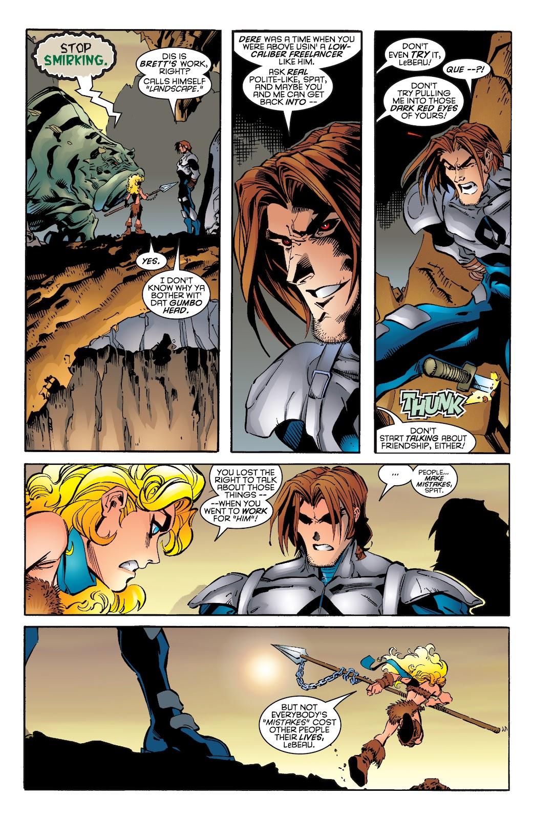 Uncanny X-Men (1963) issue 347 - Page 15