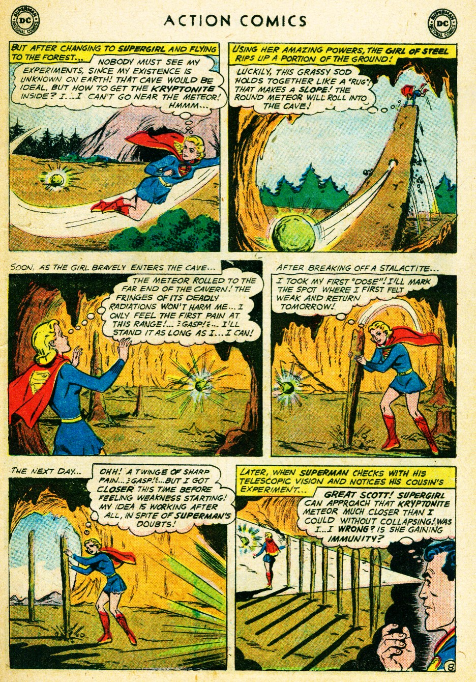 Read online Action Comics (1938) comic -  Issue #262 - 27