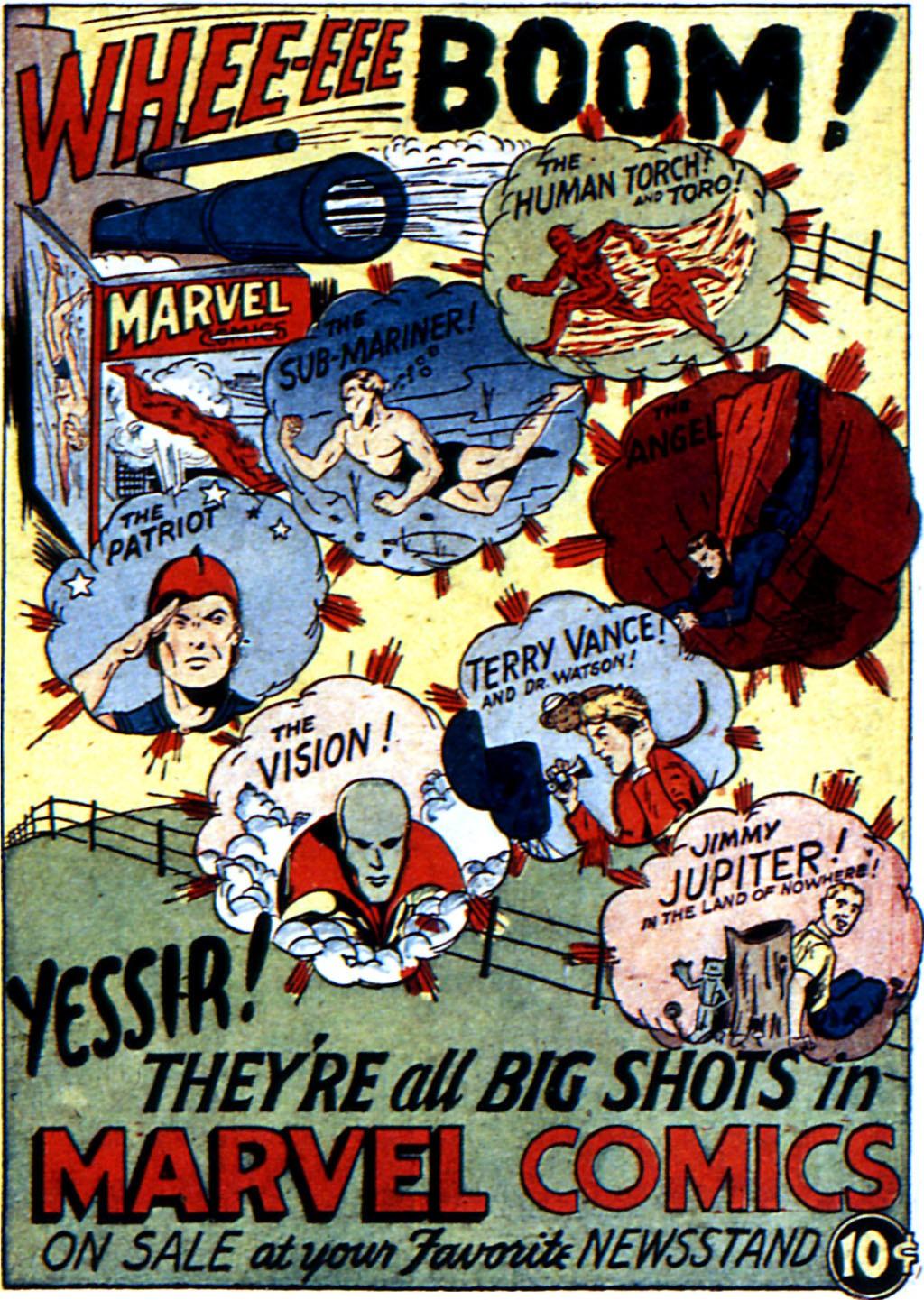 Read online All-Winners Comics comic -  Issue #3 - 28