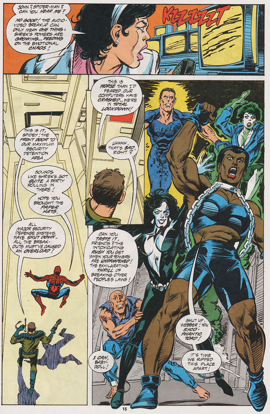 Web of Spider-Man (1985) _Annual 10 #10 - English 12