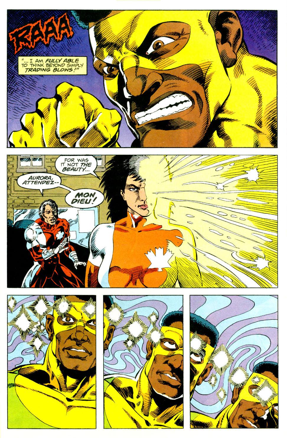 Read online Alpha Flight (1983) comic -  Issue #118 - 24