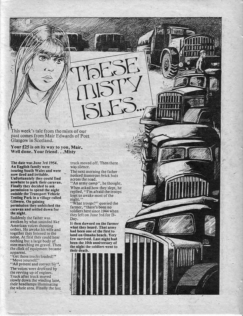 Read online Misty comic -  Issue #30 - 25