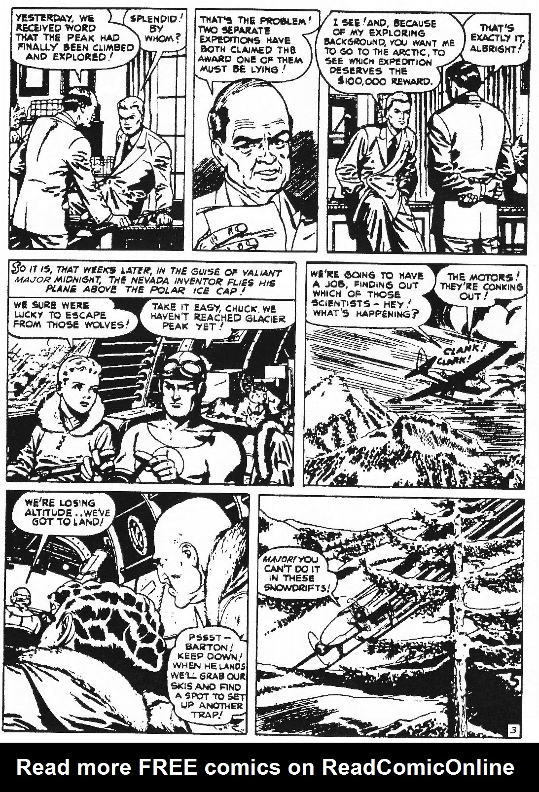 Read online Men of Mystery Comics comic -  Issue #72 - 28