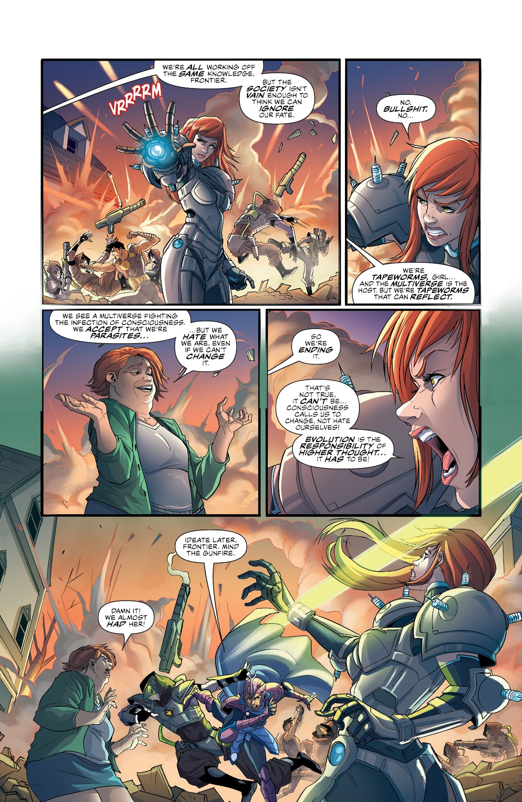 Commanders In Crisis issue 4 - Page 15