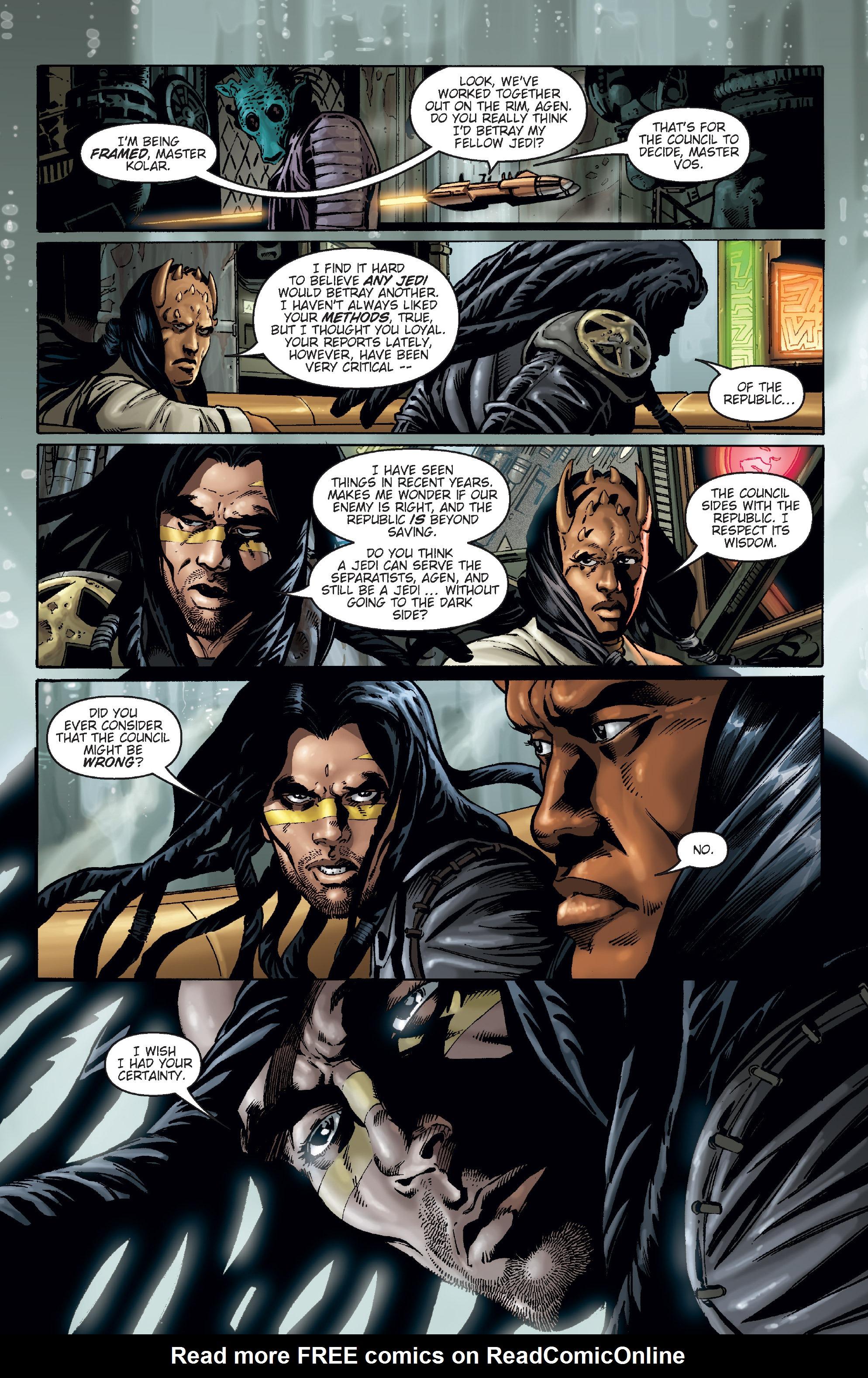 Read online Star Wars Omnibus comic -  Issue # Vol. 24 - 257