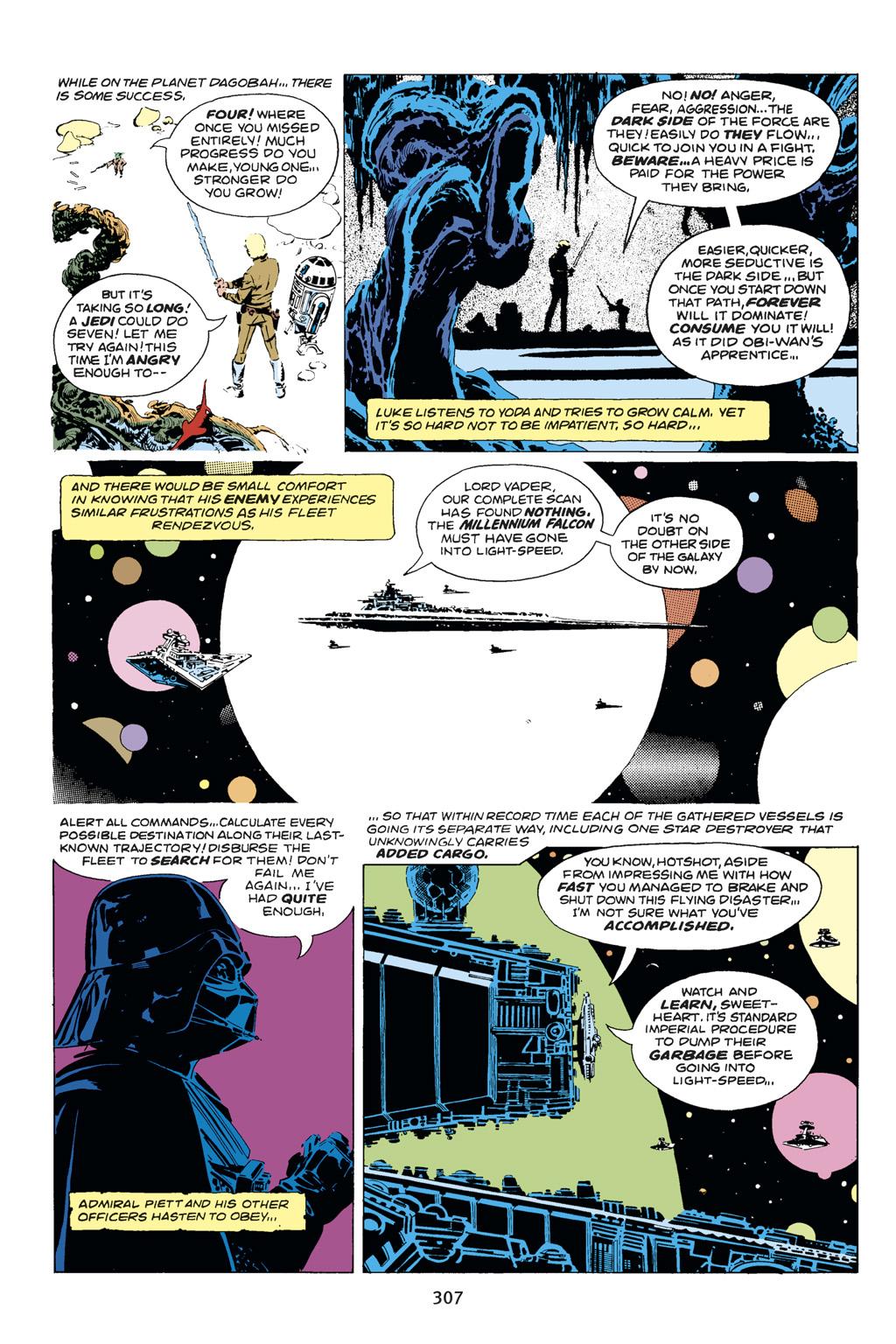 Read online Star Wars Omnibus comic -  Issue # Vol. 14 - 305