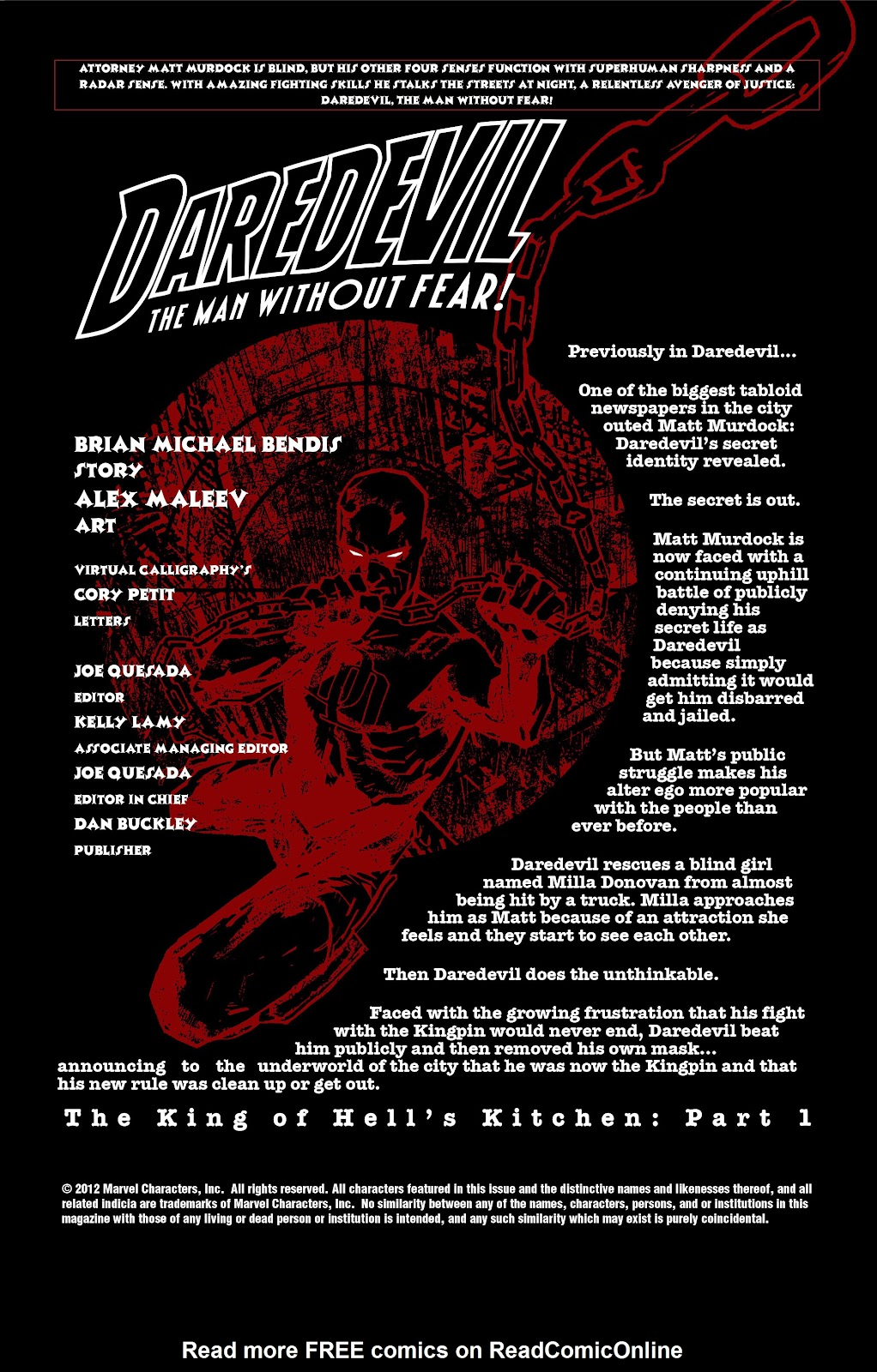 Read online Daredevil (1998) comic -  Issue # _Ultimate_Collection TPB 2 (Part 3) - 31