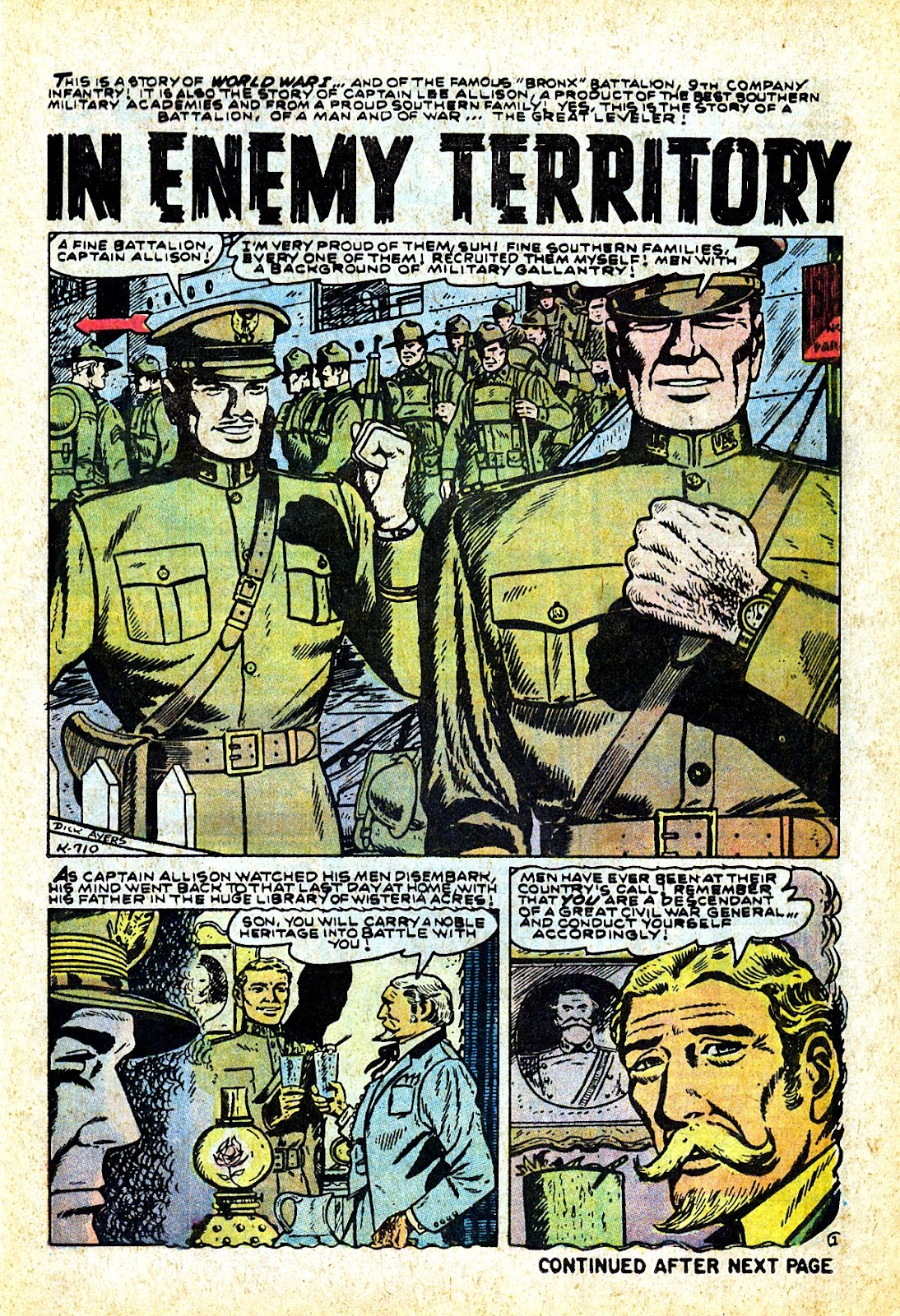 War Is Hell (1973) issue 4 - Page 9