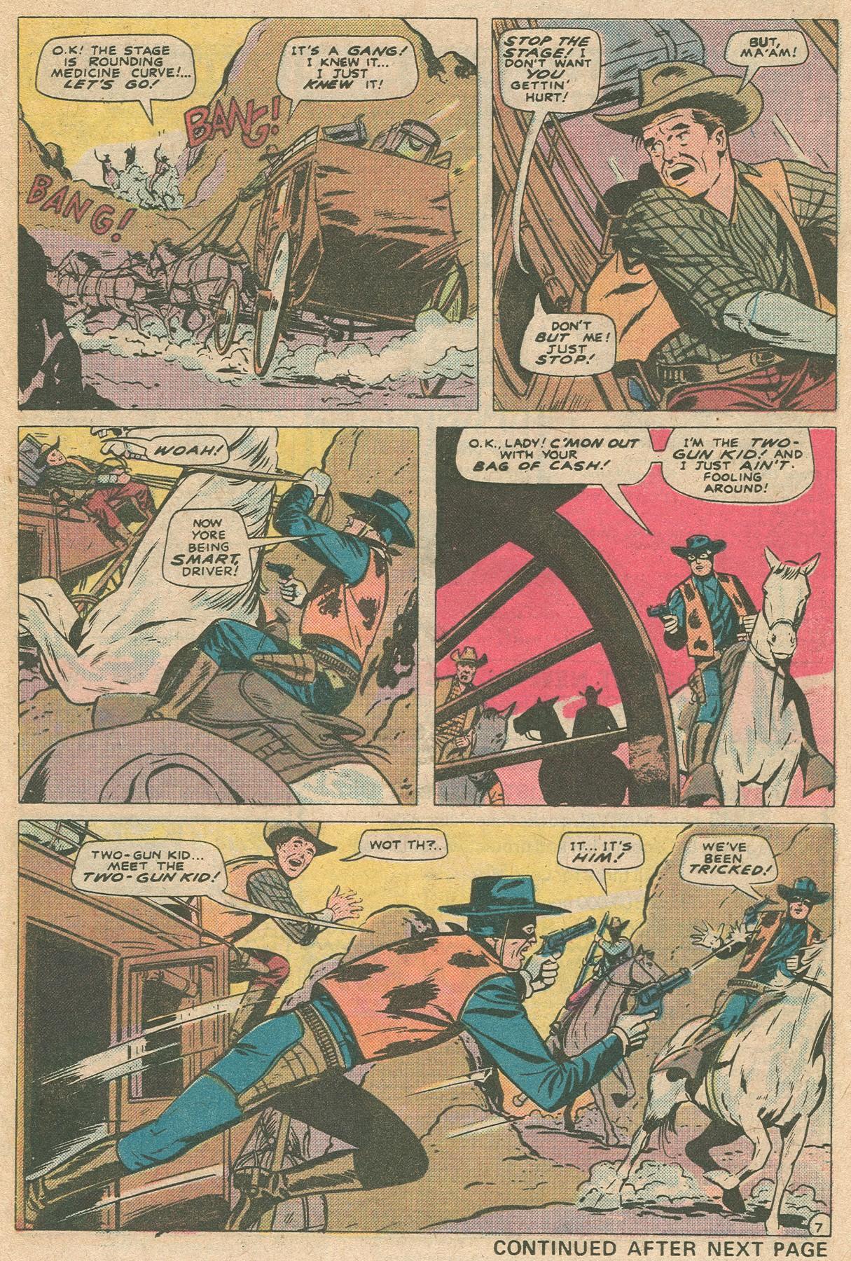 Read online Two-Gun Kid comic -  Issue #124 - 13