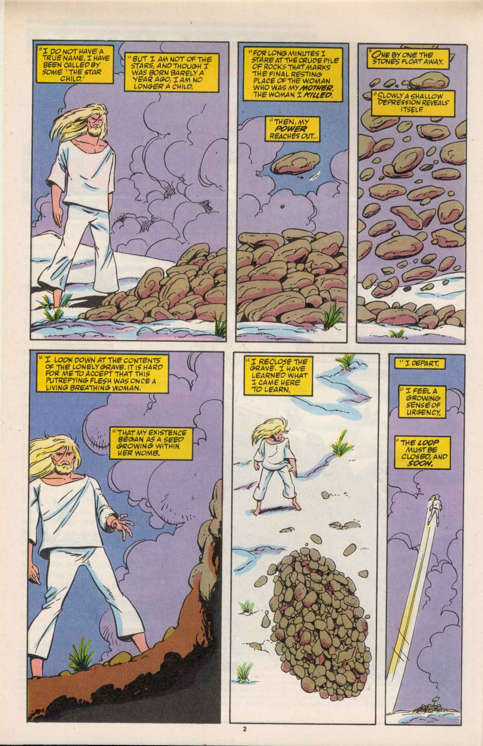 Read online Star Brand comic -  Issue #19 - 4