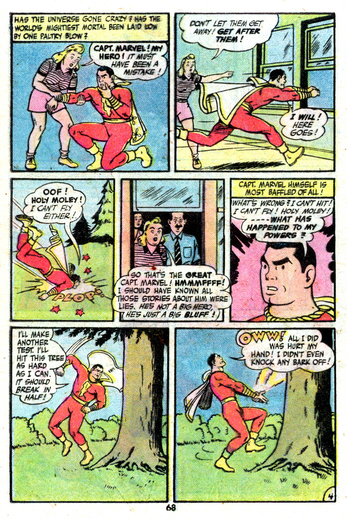Read online Adventure Comics (1938) comic -  Issue #493 - 68