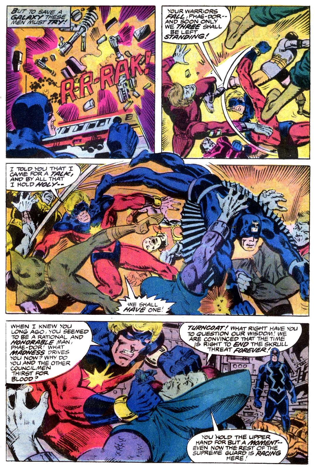 Captain Marvel (1968) issue 53 - Page 10