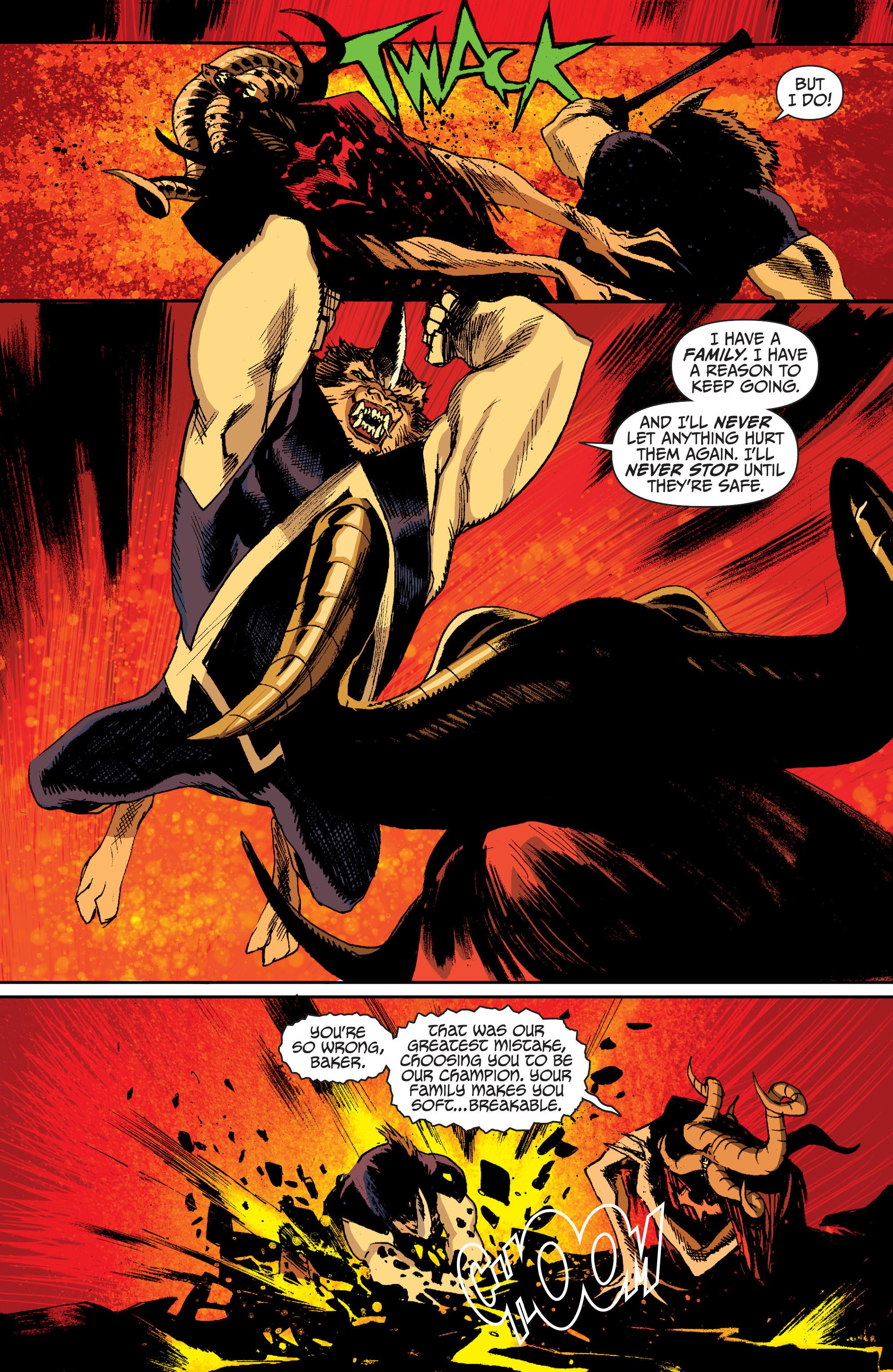Read online Animal Man (2011) comic -  Issue #27 - 10