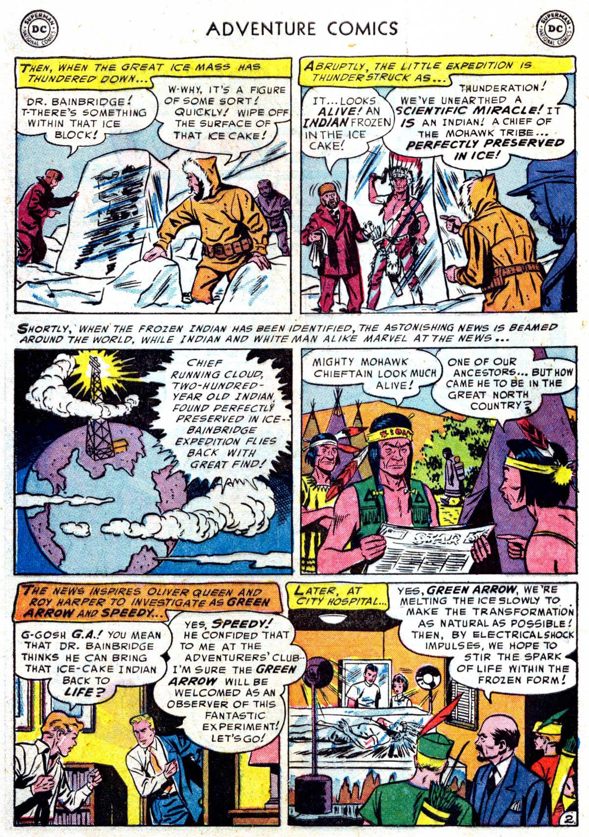 Read online Adventure Comics (1938) comic -  Issue #199 - 28