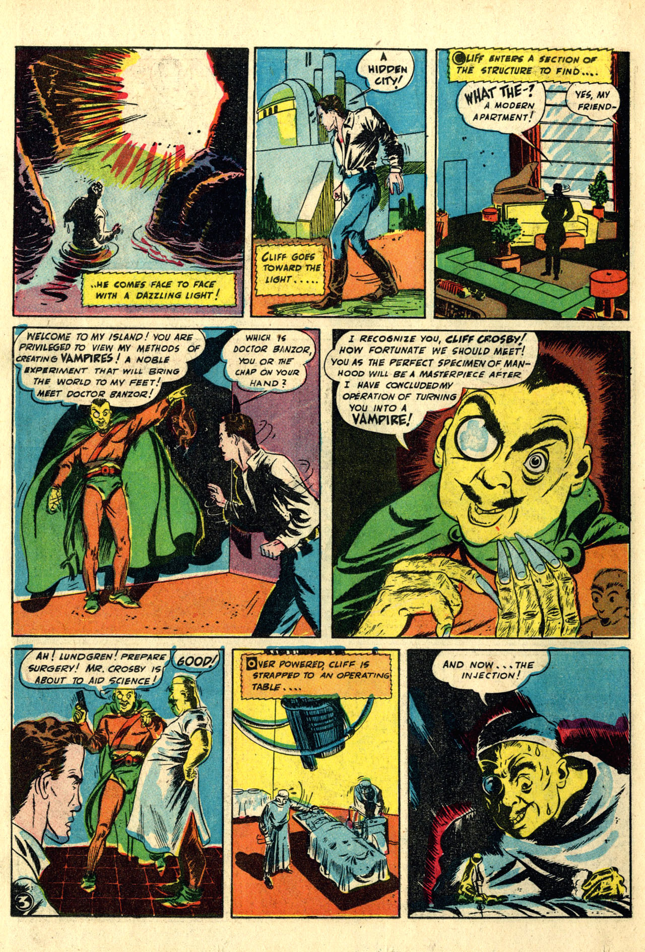 Read online Detective Comics (1937) comic -  Issue #44 - 54